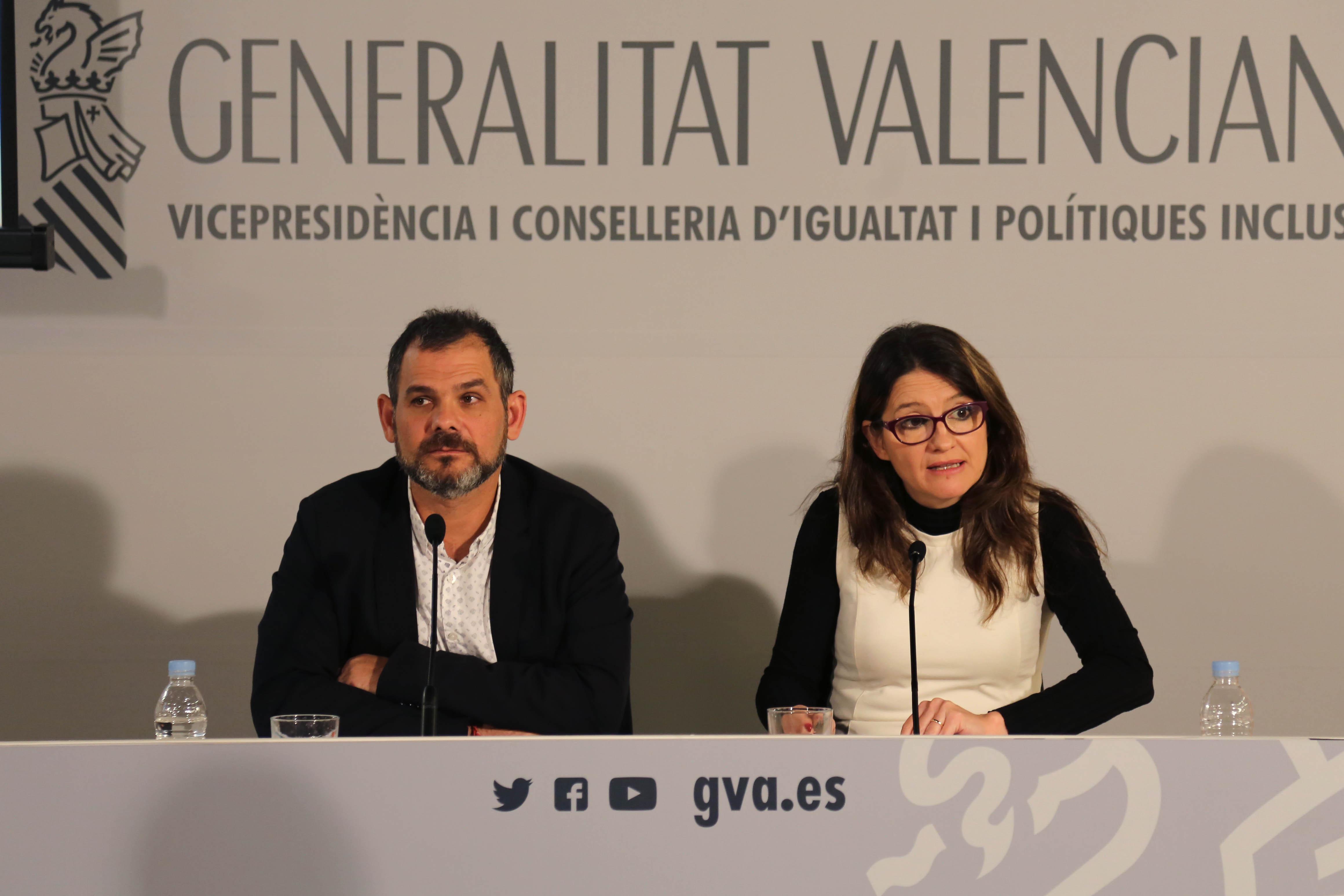 """Igualtat impulsa la Llei de renda valenciana d""""inclusió per a atendre la situació d""""empobriment provocada per la crisi i la política de retallades"""