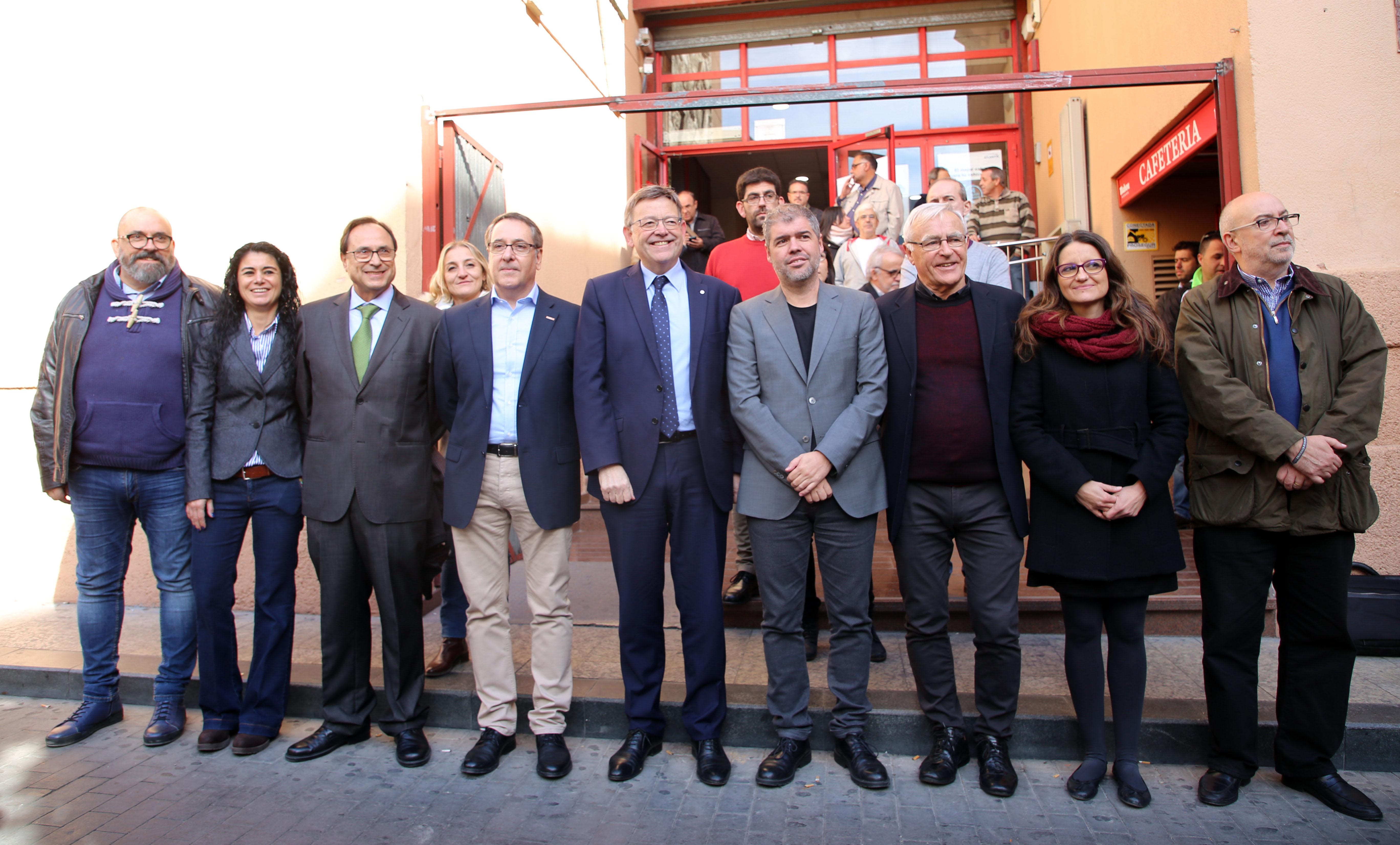 Puig defiende la necesidad de mejorar la financiación autonómica para fortalecer el estado del bienestar