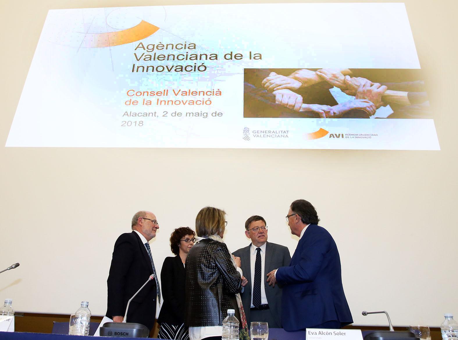 """L""""AVI crea el Comité Estratègic d""""Innovació per a aportar solucions als reptes tecnològics de les empreses valencianes"""