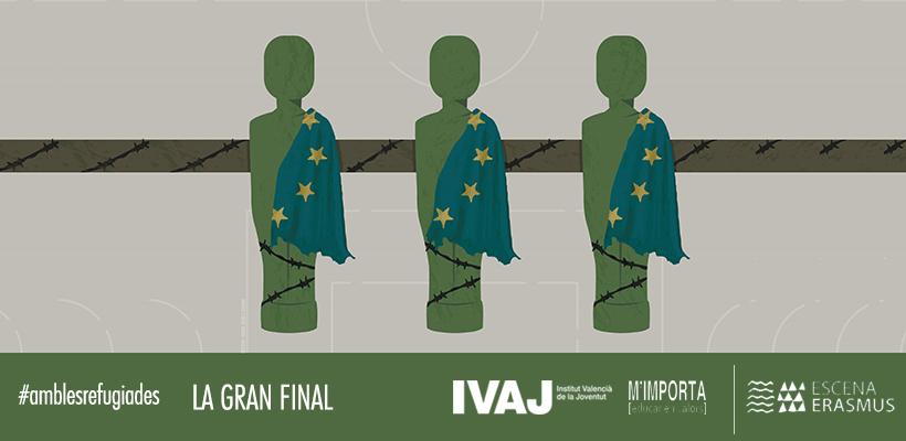 """El IVAJ lleva """"La Gran Final"""" de Escena Erasmus a diversas localidades de Alicante y Castellón"""