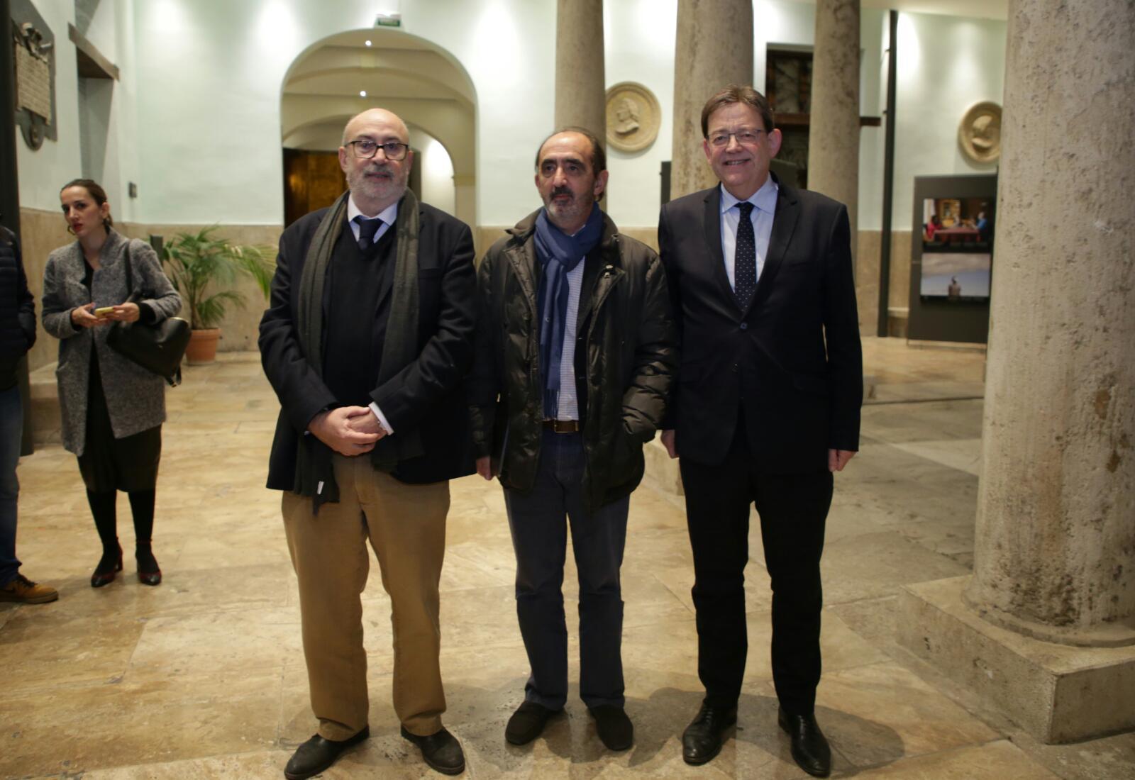 """Alcaraz advoca a favor d""""una administració on els valors d""""ètica pública i integritat siguen cada vegada més elevats"""