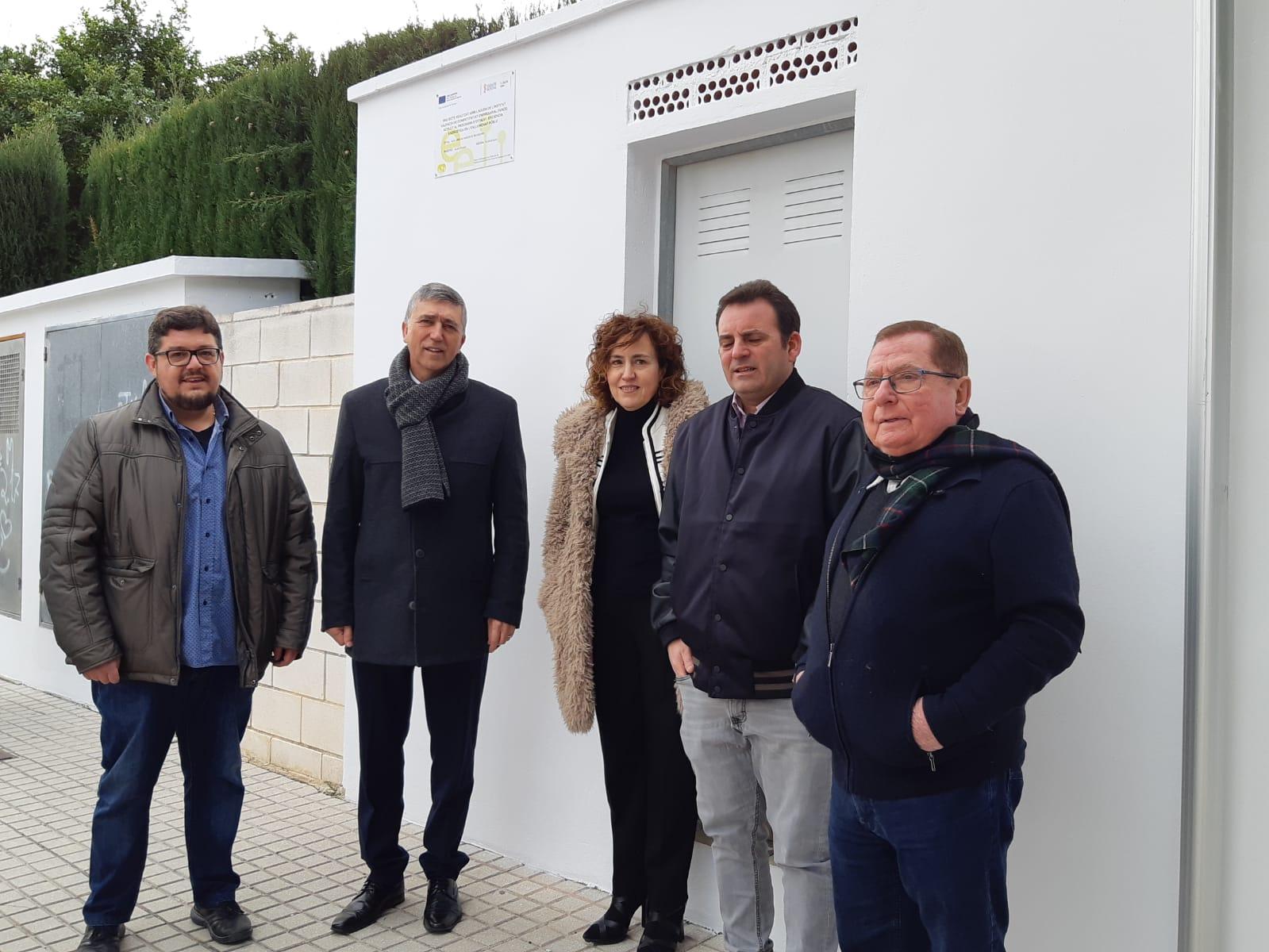 """Climent: """"L""""Ivace ha destinat un milió d""""euros per a la implantació d""""enllumenat públic d""""alta eficiència energètica en els municipis de La Safor """""""