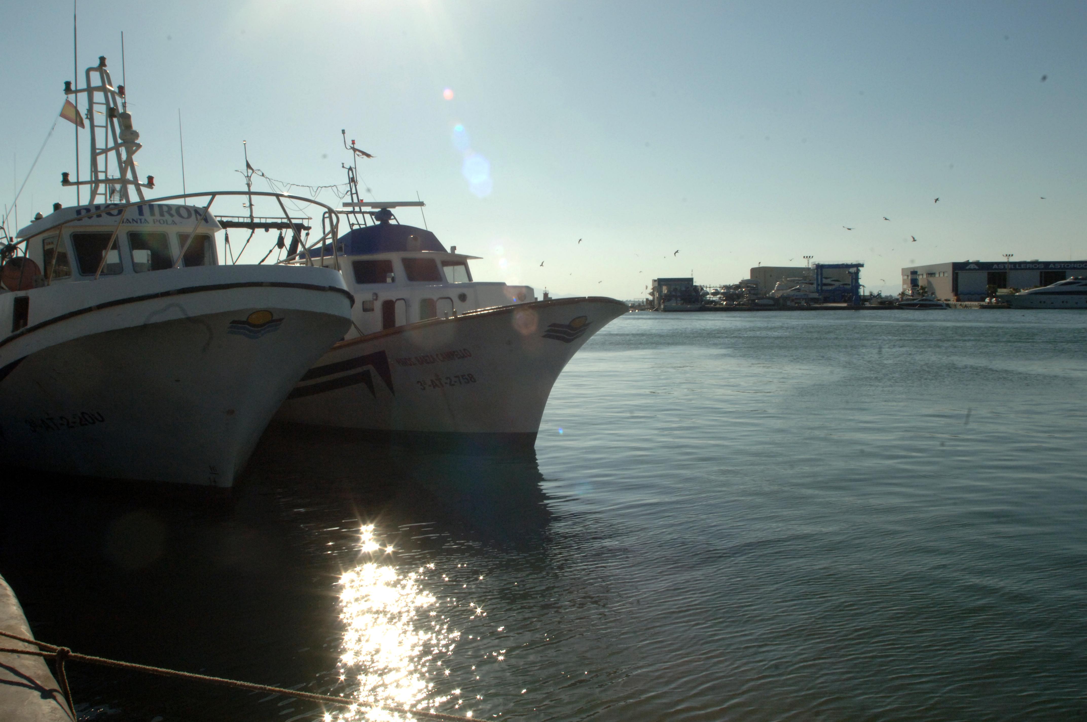La Generalitat destina 7,9 millones de euros para la modernización de los puertos pesqueros en la Comunitat