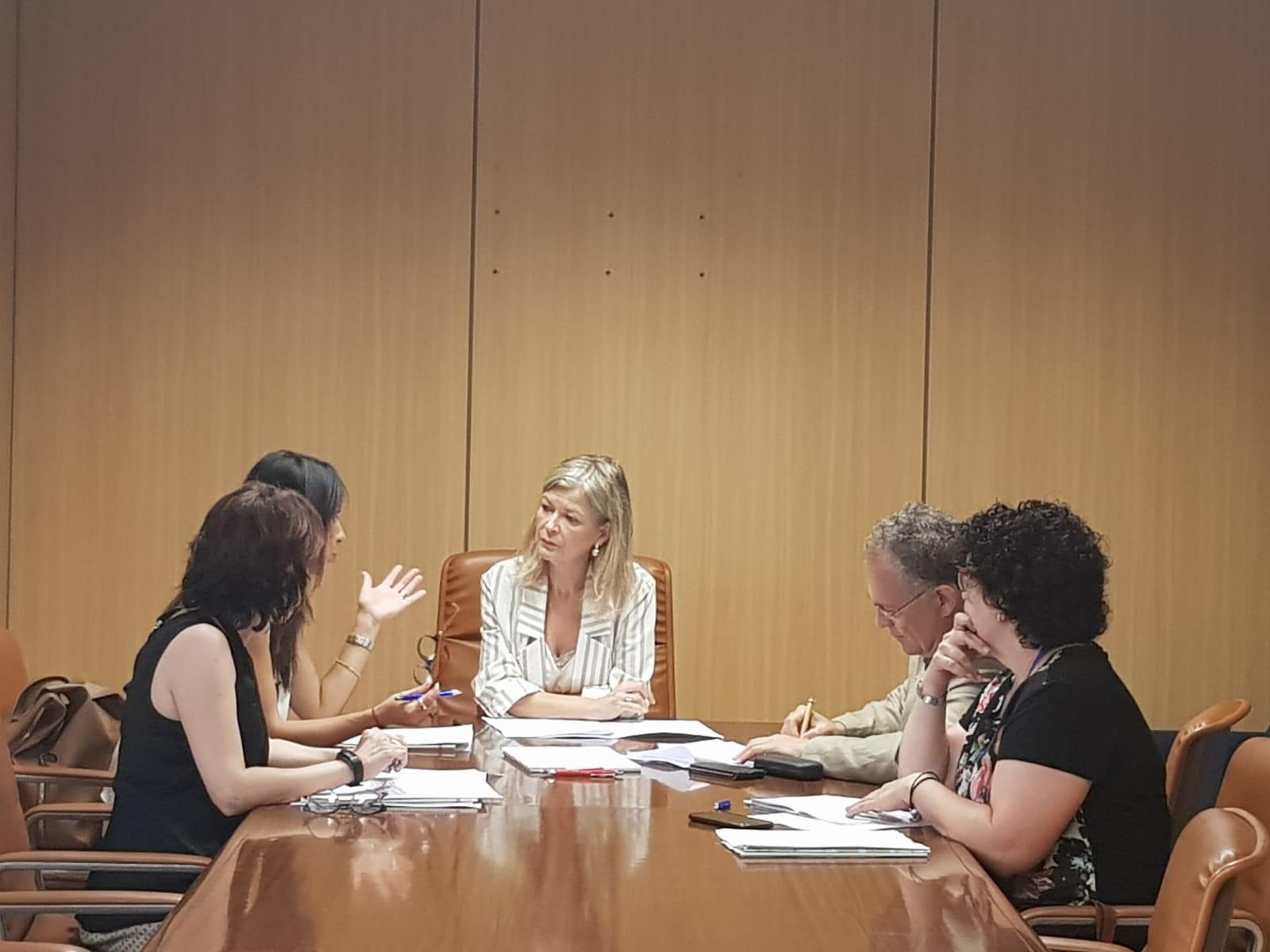 """L""""Oficina de Denúncies de Violència de Gènere atén dues dones al dia en els seus tres primers mesos de funcionament"""