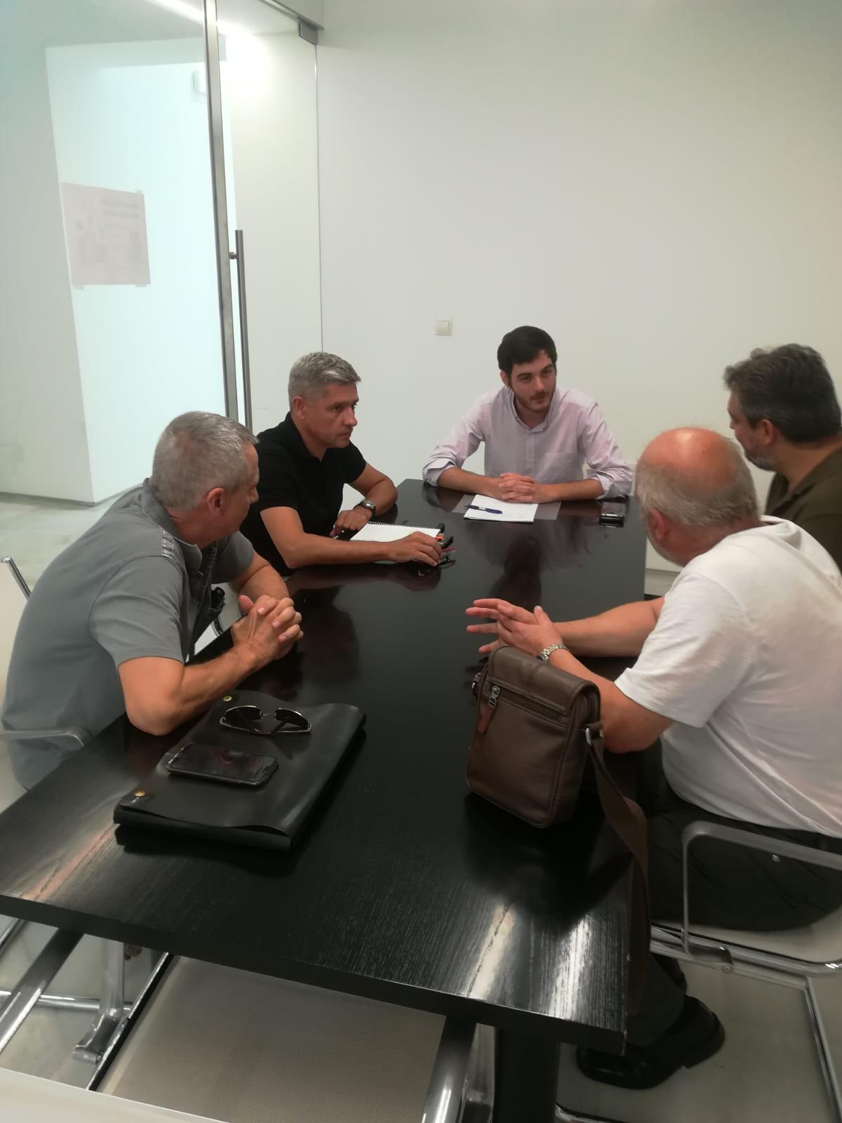 """La Conselleria d""""Habitatge i l""""Ajuntament d""""Alfara del Patriarca estudien alternatives per a crear habitatges assequibles al municipi"""