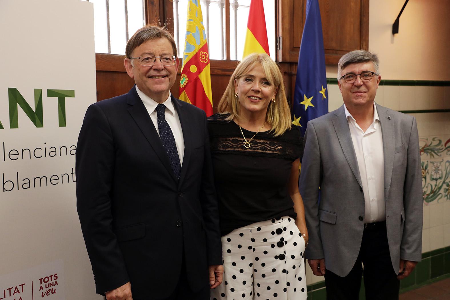 Ximo Puig apuesta por la acción conjunta de Generalitat, ayuntamientos y diputaciones y las políticas de empleo para frenar la despoblación