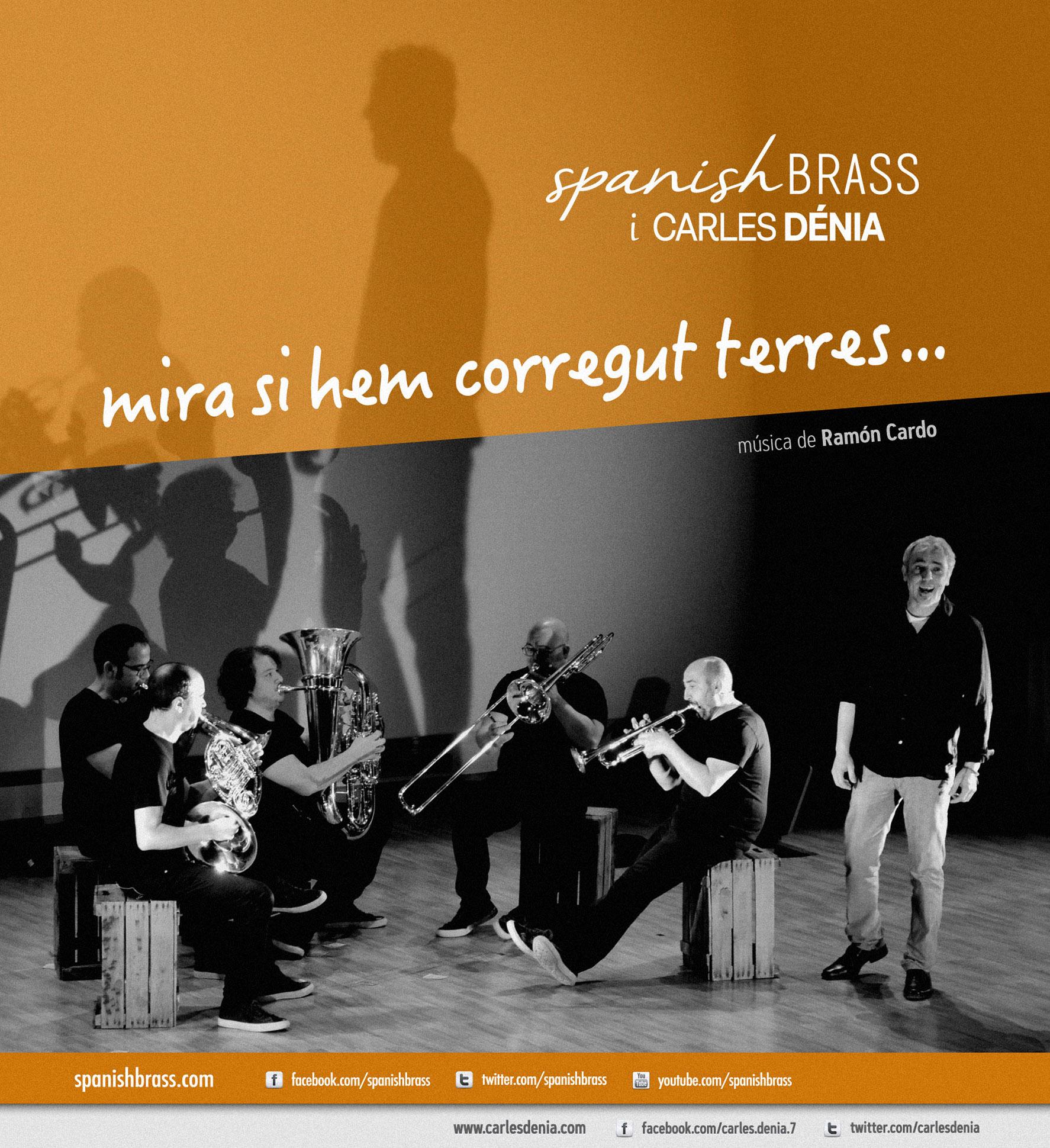 La música torna a Sagunt a Escena amb Carles Dénia i el seu concert