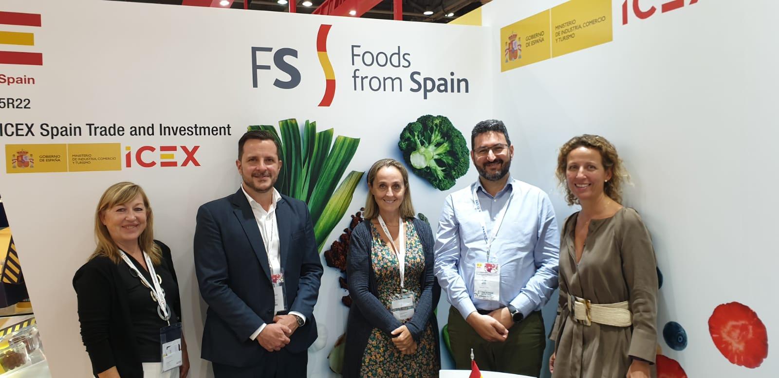 La Conselleria de Agricultura apoya a las empresas valencianas en su apuesta por introducirse en el mercado asiático
