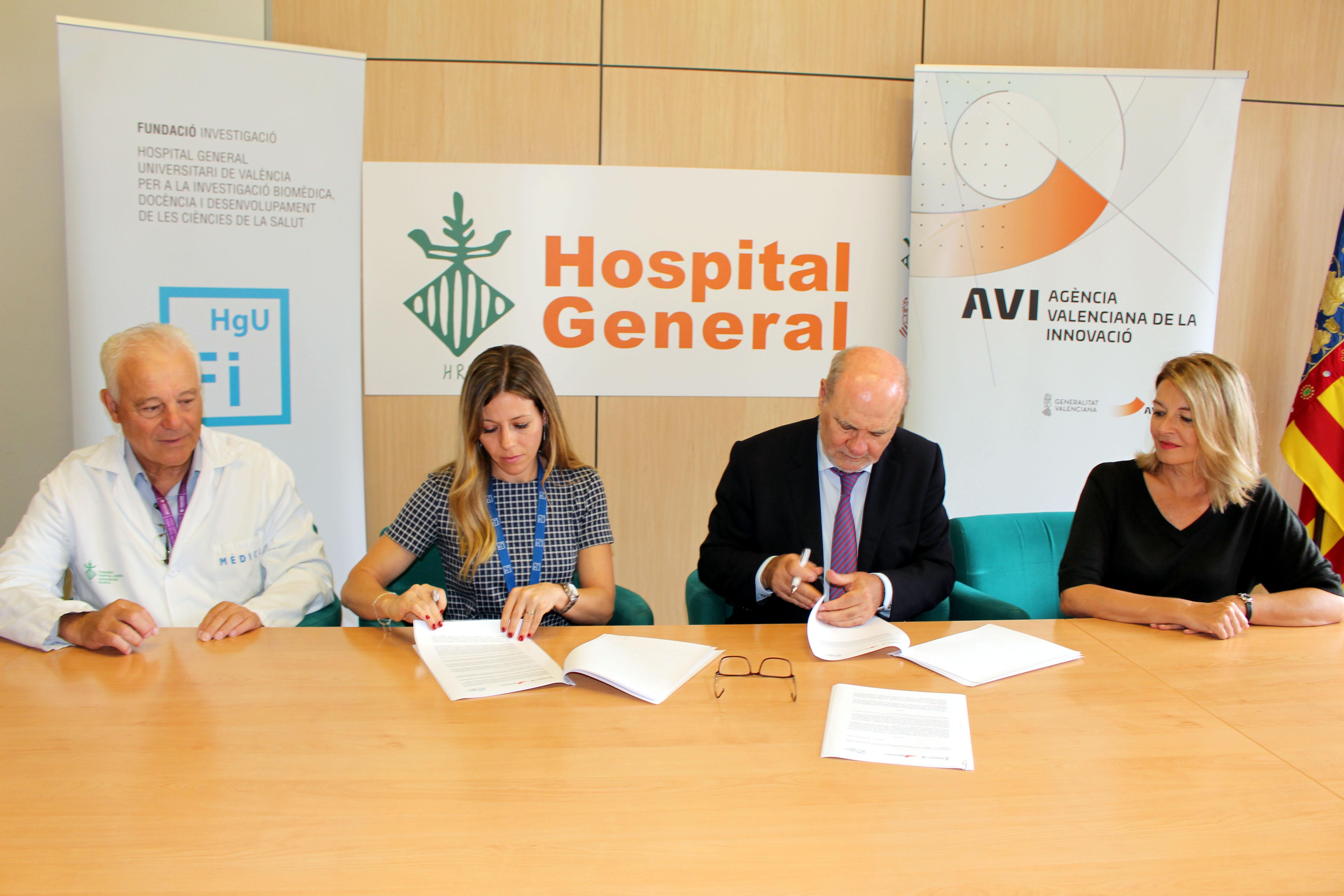 La AVI financia el desarrollo de un robot auxiliar y un simulador de telecirugía robótica 3D para el Hospital General Universitario de València