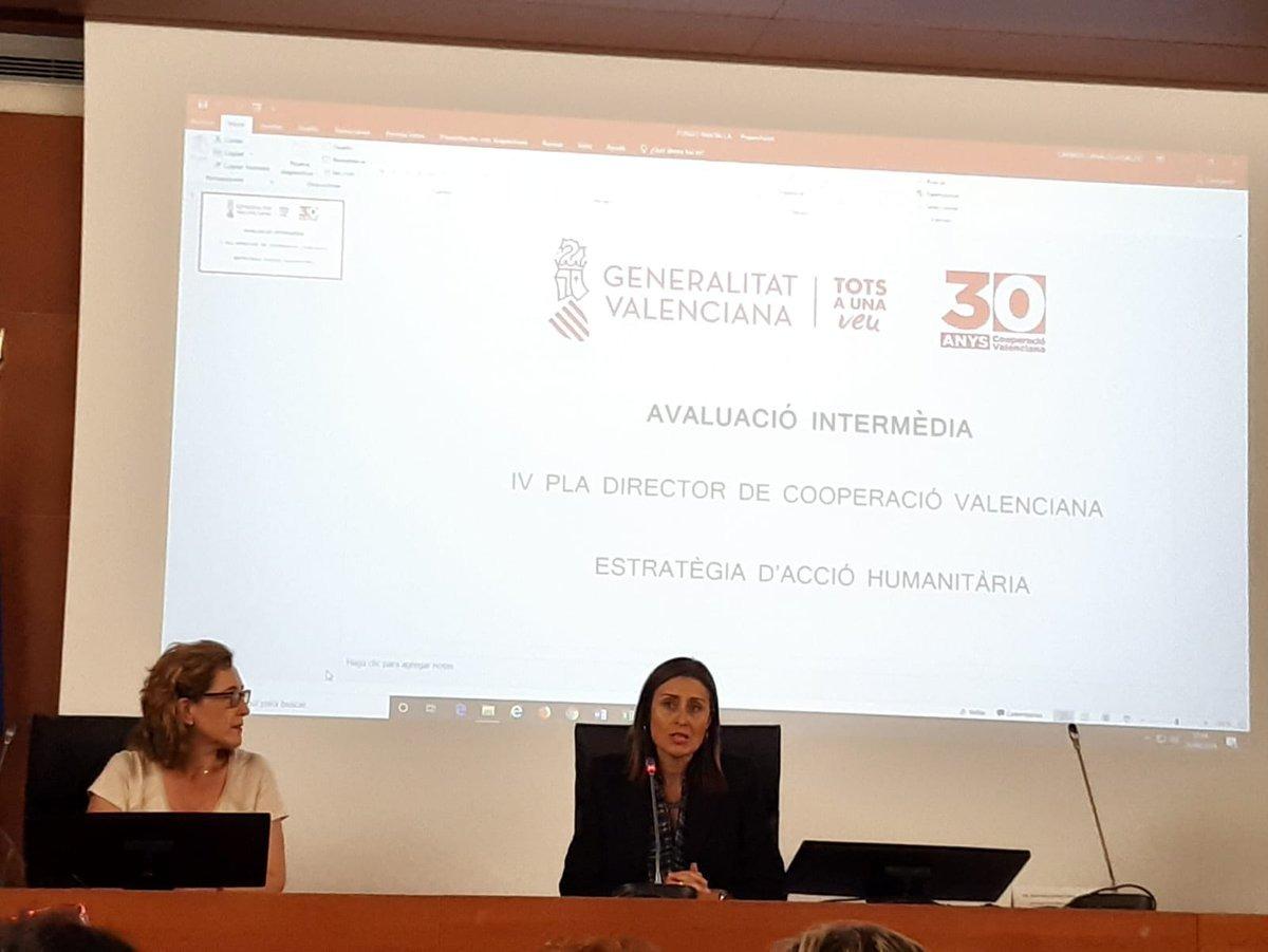 """Cooperació realitza l""""avaluació intermèdia del IV Pla Director de la Cooperació Valenciana"""