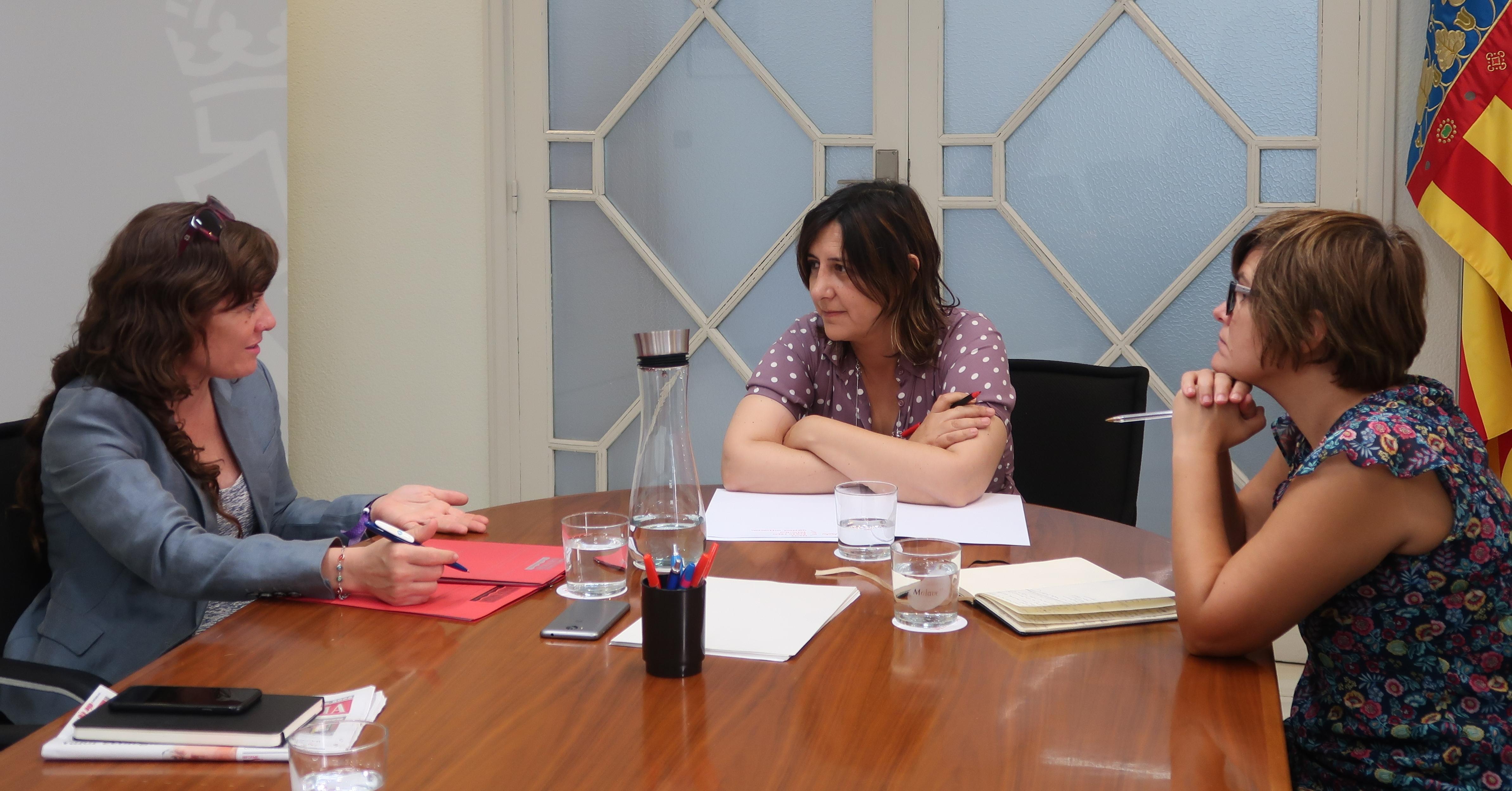 La Conselleria de Participació i la Diputació de València volen coordinar-se en les polítiques de Transparència i Bon Govern