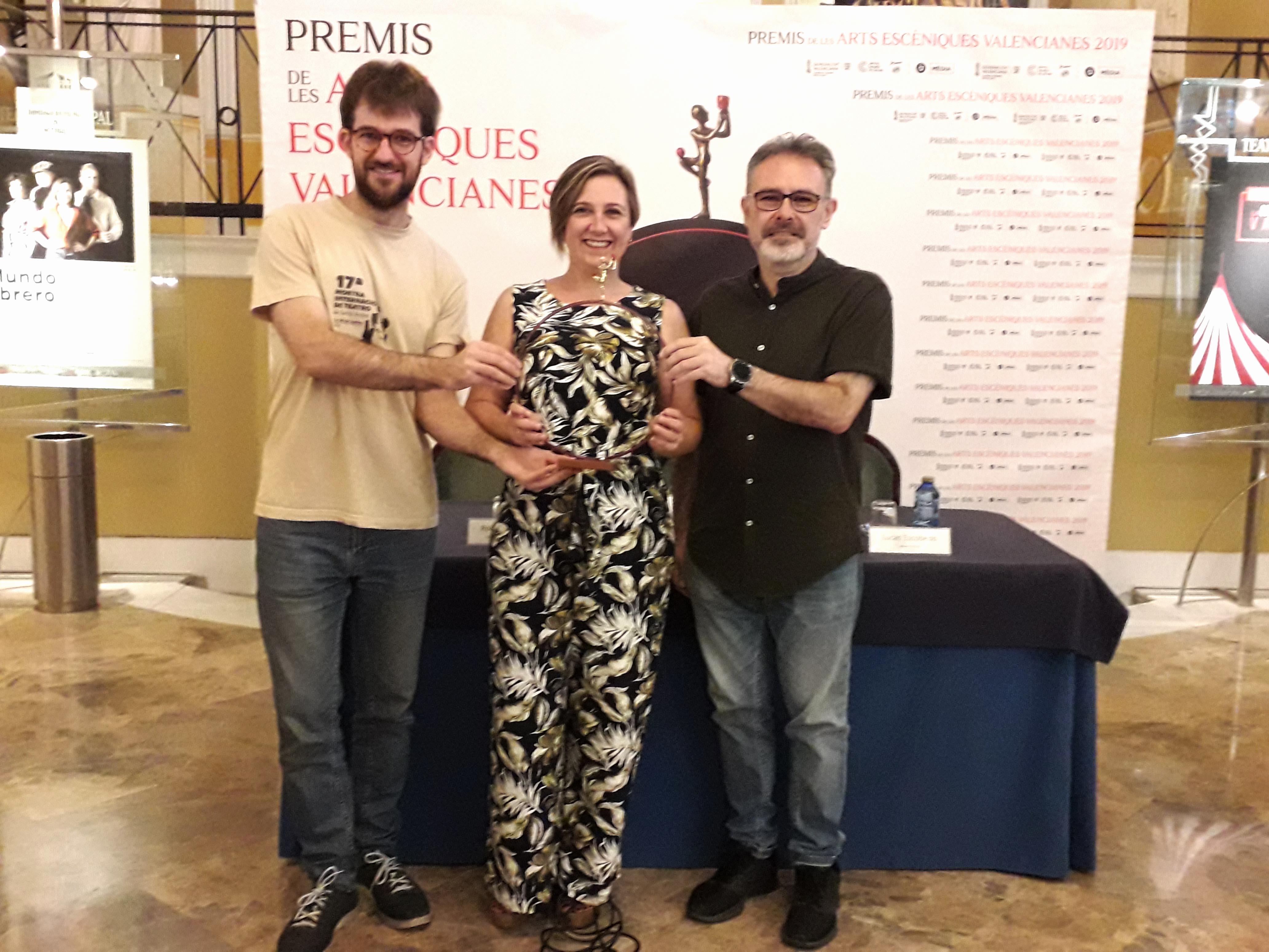 """Rodolf Sirera rebrà el Premi d""""Honor de les Arts Escèniques Valencianes 2019"""