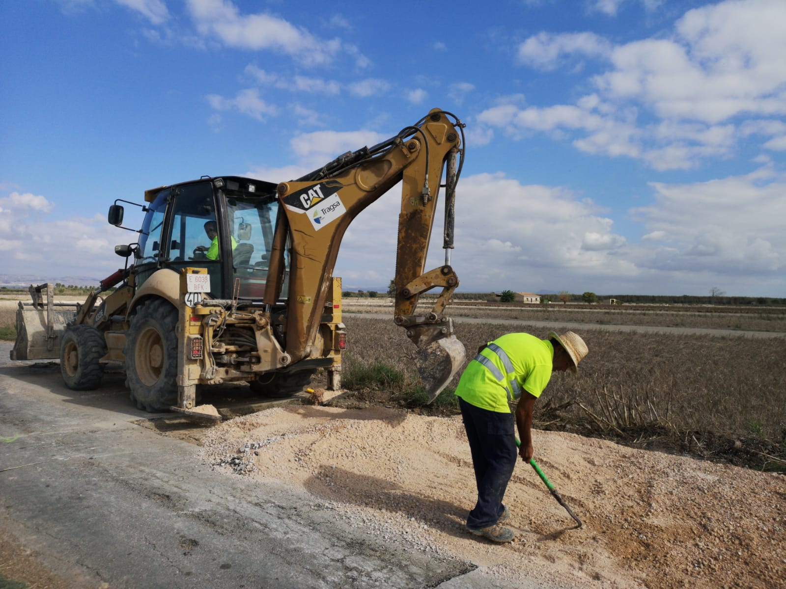 El Consell inicia les obres de reparació de regadius i infraestructures agràries danyades per la DANA en 26 municipis per un import de quasi 13,5 ...
