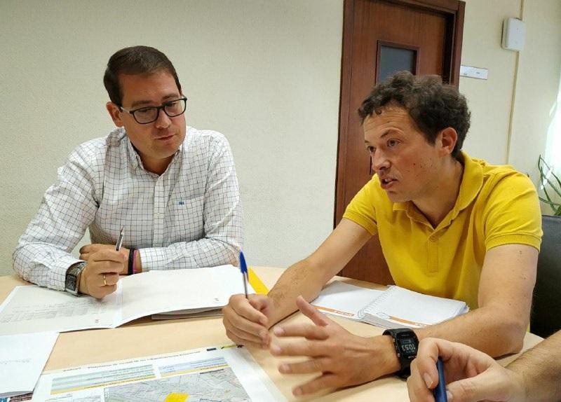 """Educació i l""""Ajuntament de Castelló planifiquen la segona fase d""""Edificant"""
