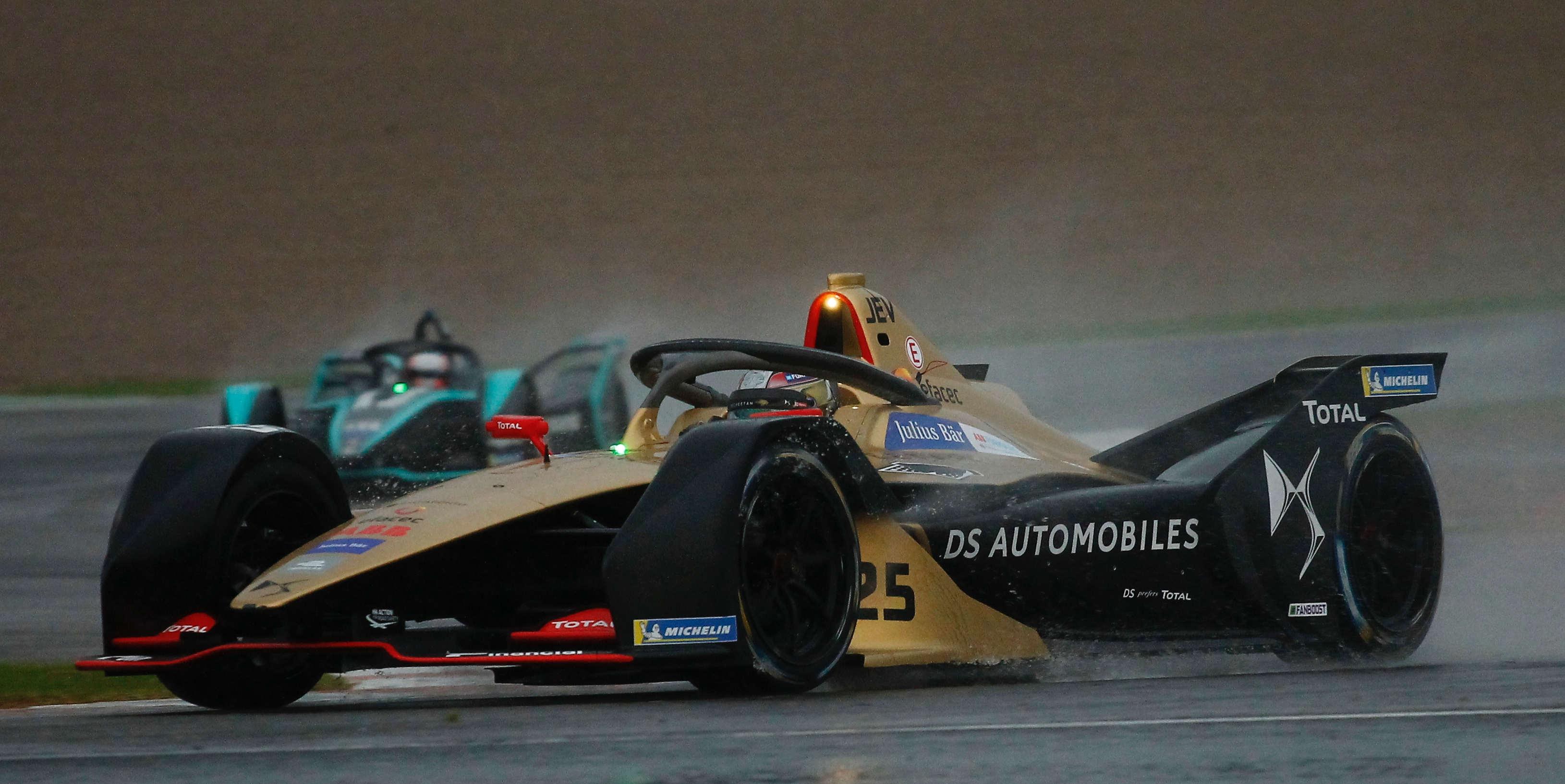 El Circuit Ricardo Tormo celebra los entrenamientos de pretemporada de la Fórmula E