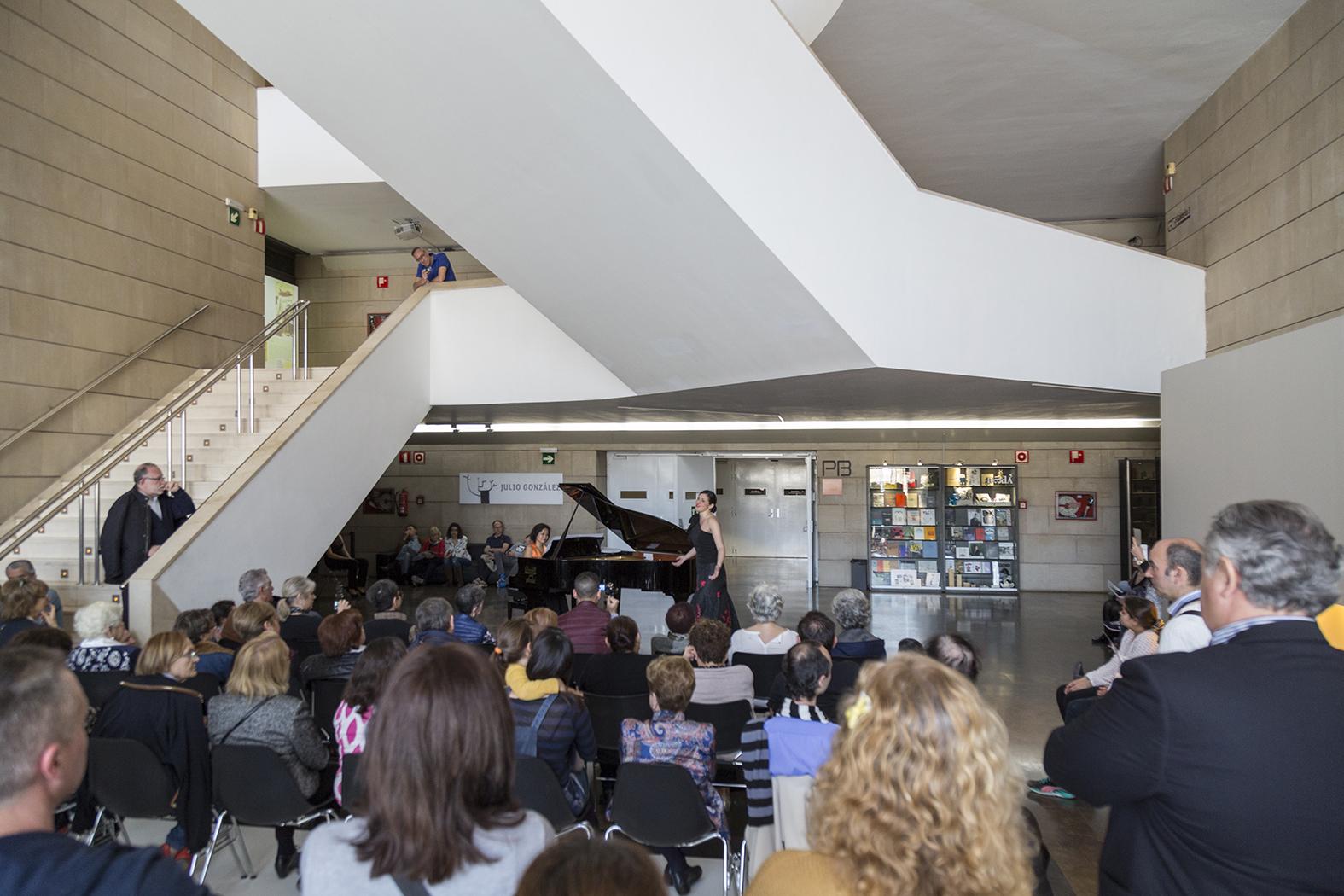 """L""""IVAM ofereix recital d""""òpera gratuït en col·laboració amb els Arts"""