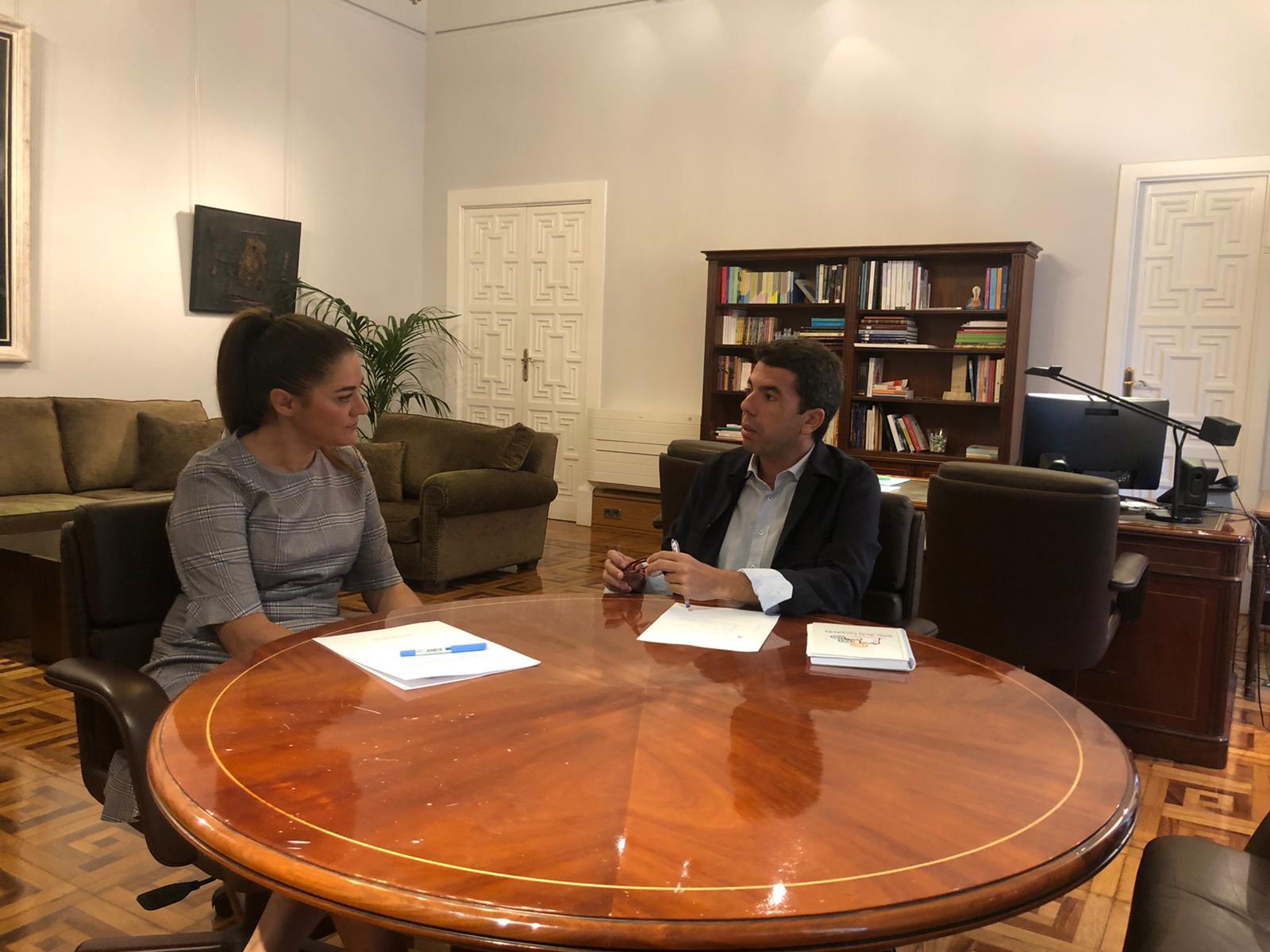Mireia Mollà pide al Ministerio un informe que justifique técnicamente la subida de precios de Agroseguro