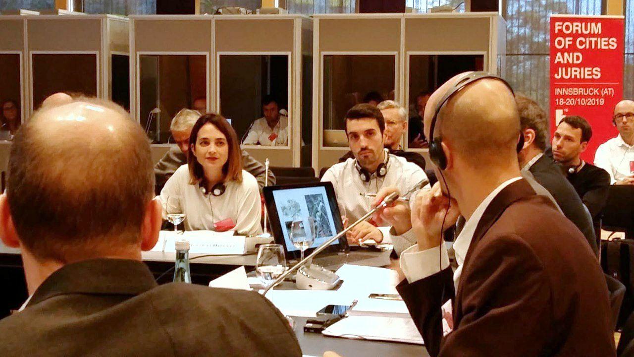 """La Generalitat participa en el Fòrum de Ciutats i Jurats de la quinzena edició d""""Europan"""