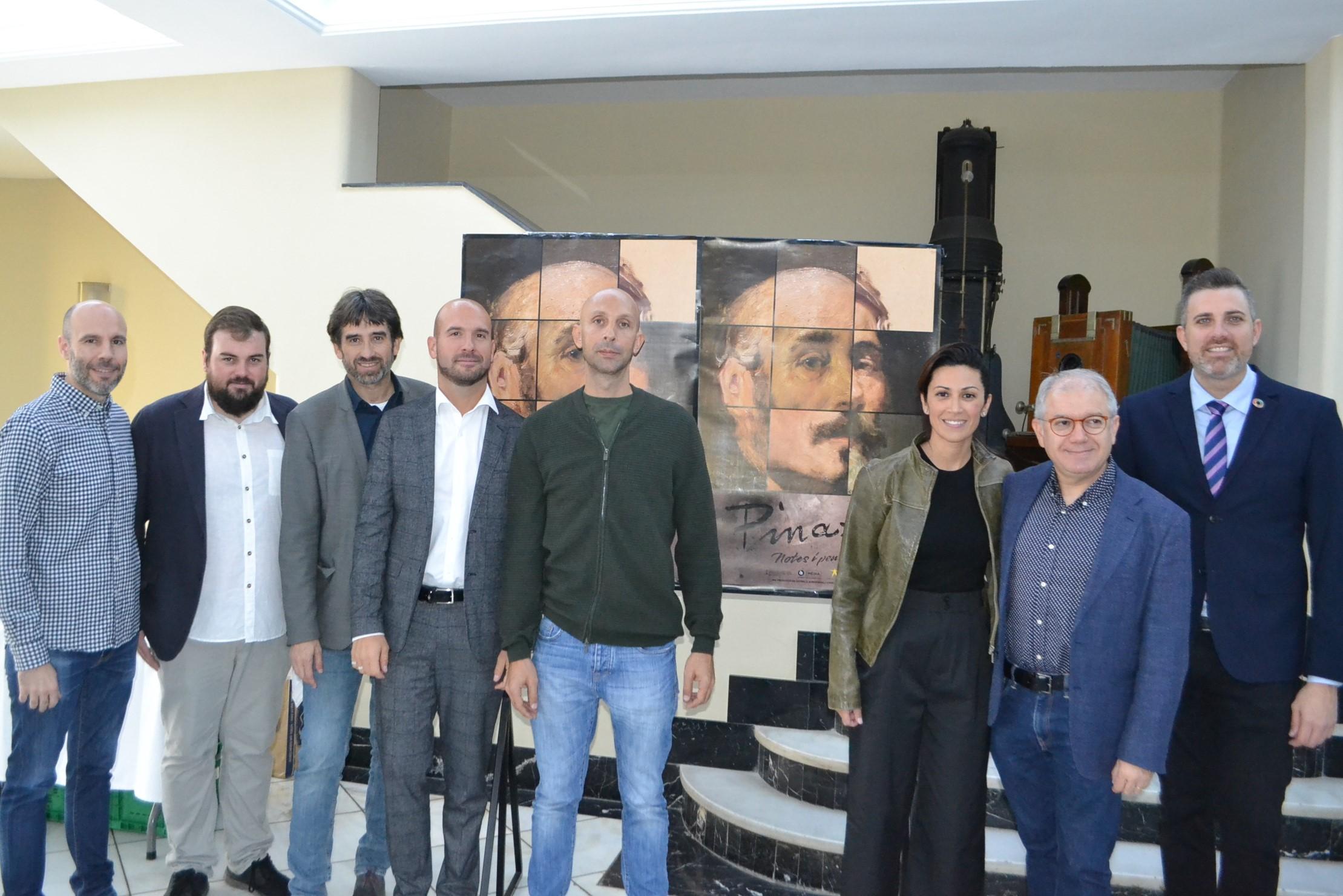 """L""""IVC acull a La Filmoteca la presentació del documental """"Pinazo. Notes i pensaments"""", d""""Ignacio Estrela"""