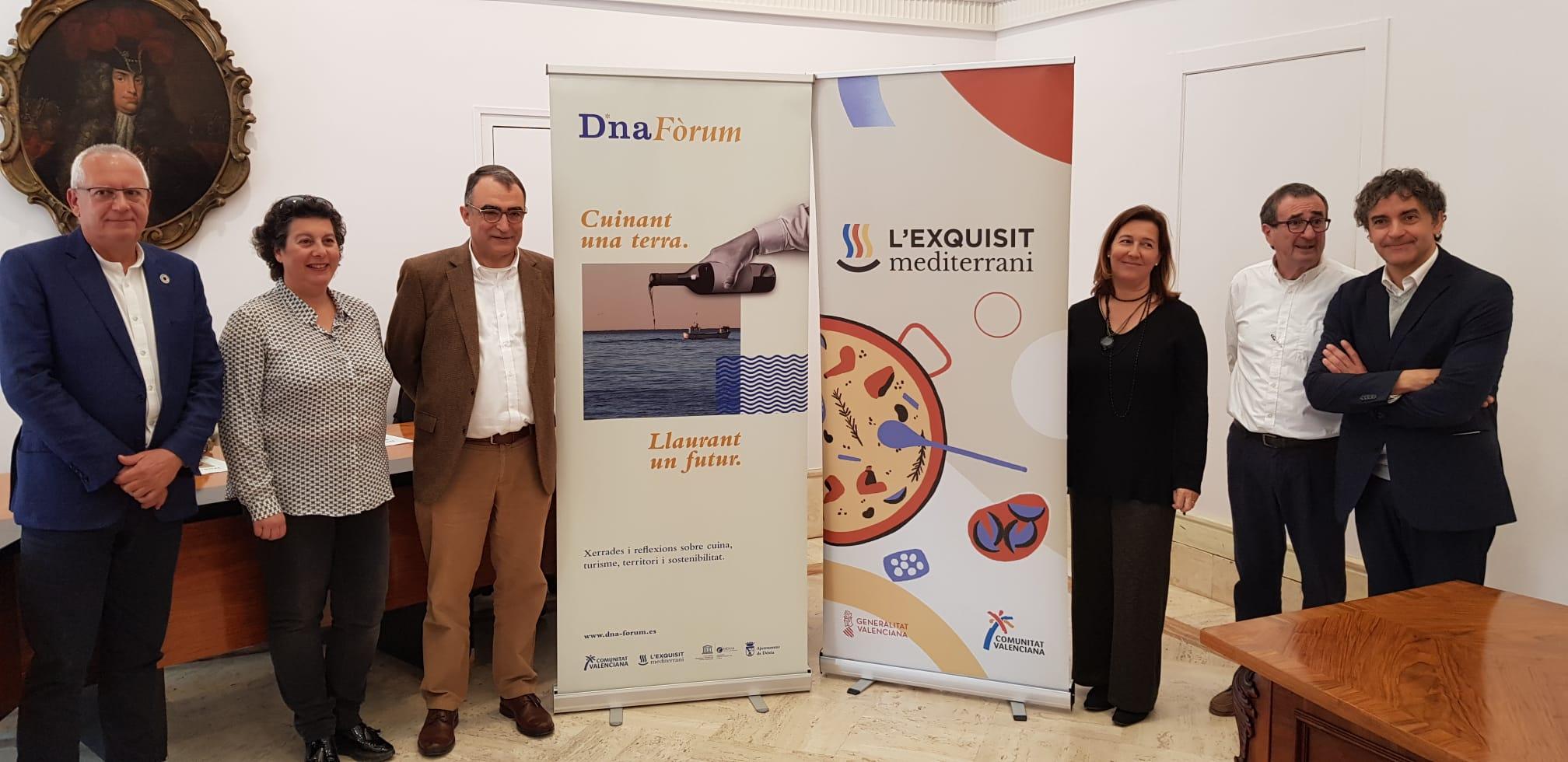 """Colomer destaca l""""aliança entre la Generalitat i Dénia """"per a reconstruir la promesa de destinació turística que volem ser a la Comunitat"""""""