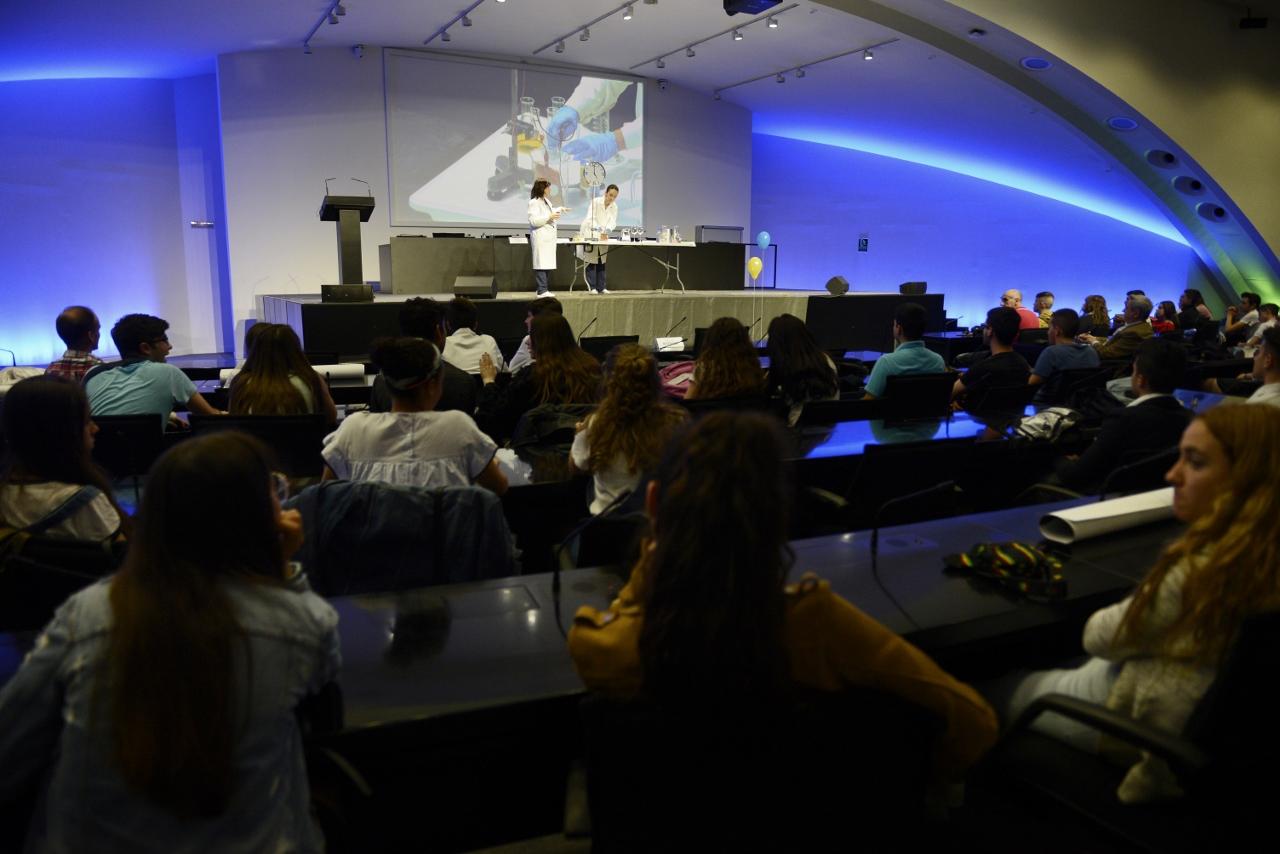 """El Museu de les Ciències celebra su 19 aniversario con dos sesiones gratuitas de """"Ciencia a escena"""""""