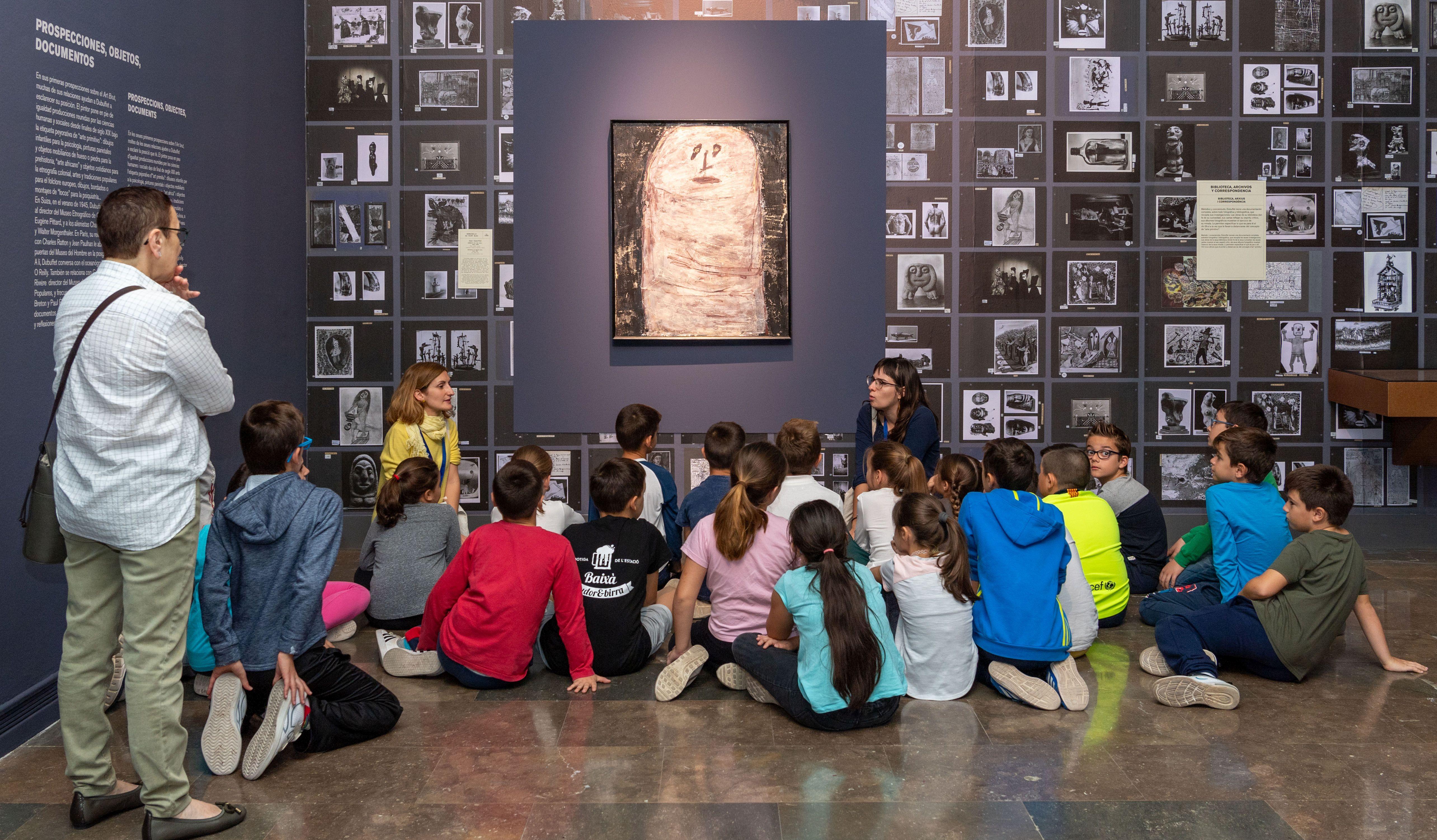 """L""""IVAM reforça el seu programa d""""activitats culturals"""