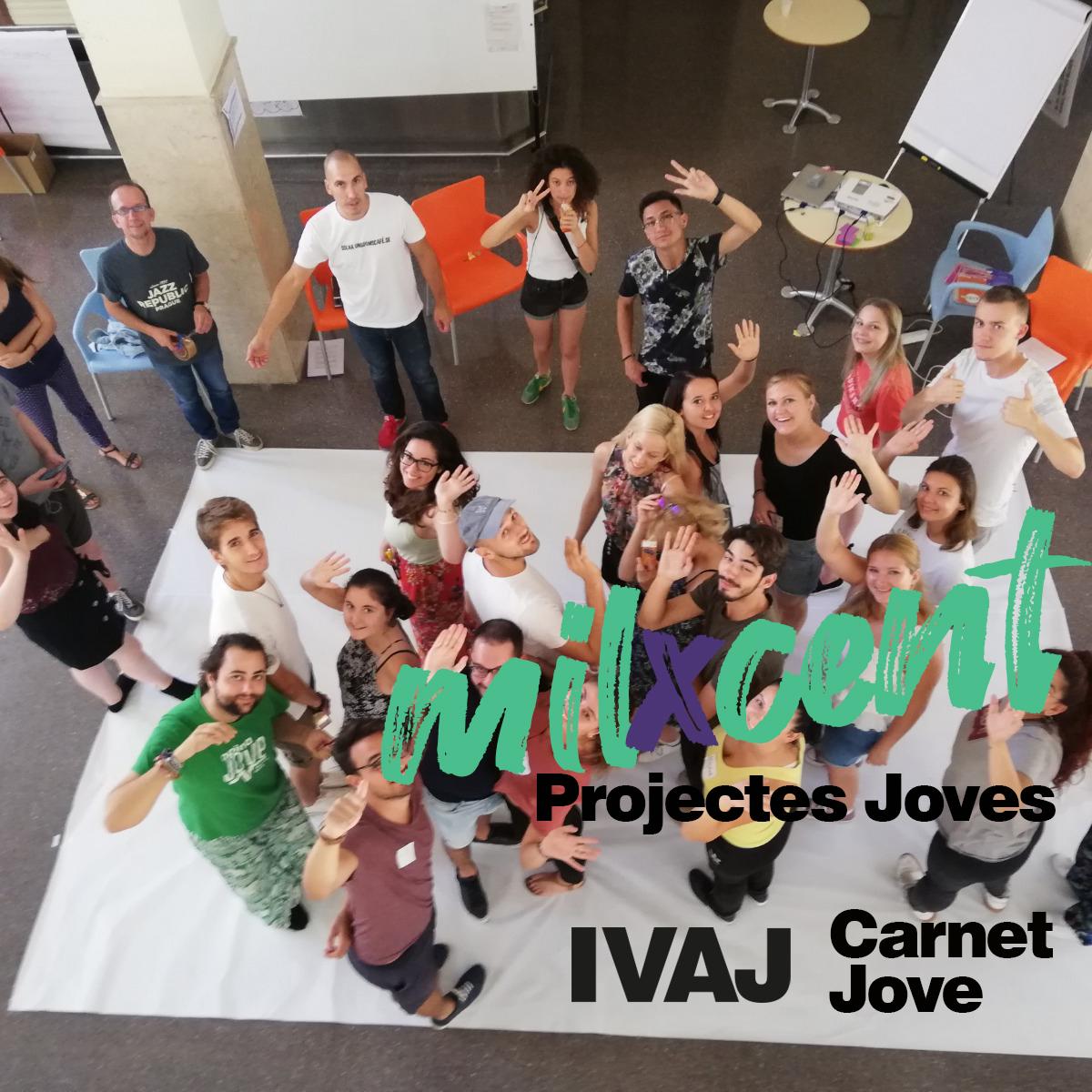 """El IVAJ anima a concurrir a los Premios """"Mil X Cent 2019"""" antes del 15 de noviembre"""