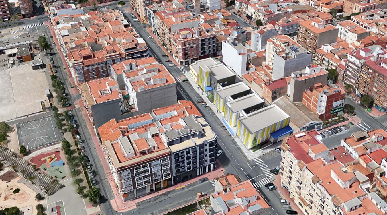 """Sanidad inicia las obras de ampliación y reforma del centro de salud la Vall d""""Uixó I"""