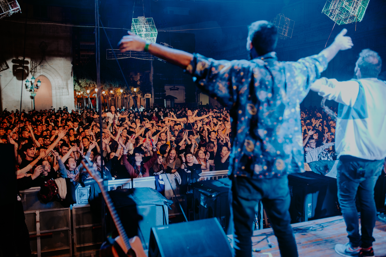 El Trovam, la Fira Valenciana de la Música, vuelve a convertir Castelló en epicentro de la actividad musical del territorio
