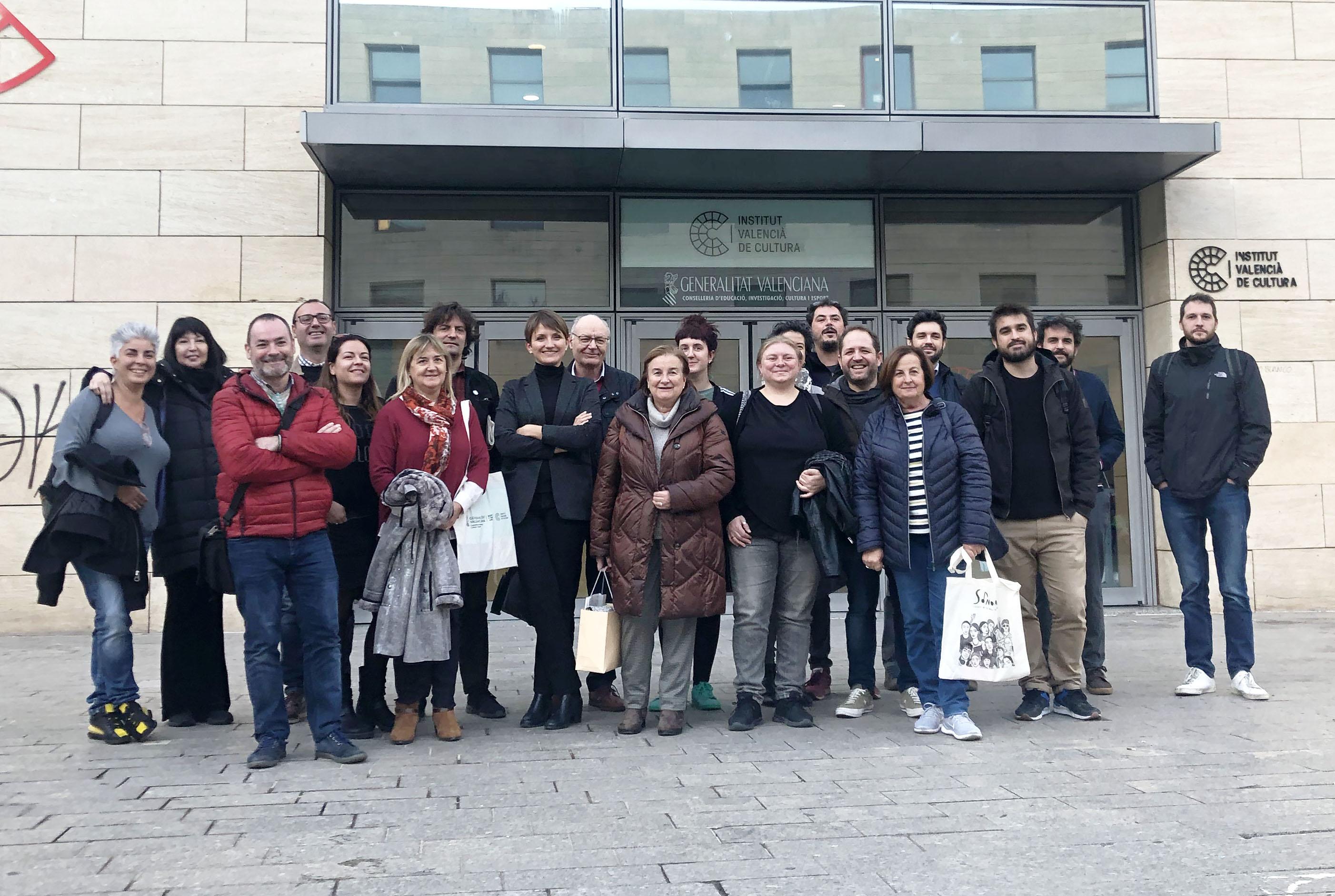 """L""""Institut Valencià de Cultura anuncia les nominacions als Premis Carles Santos de la Música Valenciana"""
