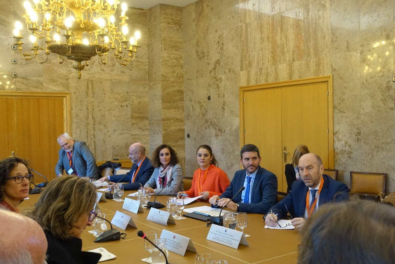 Mireia Mollà insta al Gobierno a incluir en el debate de la nueva PAC las particularidades de la agricultura valenciana
