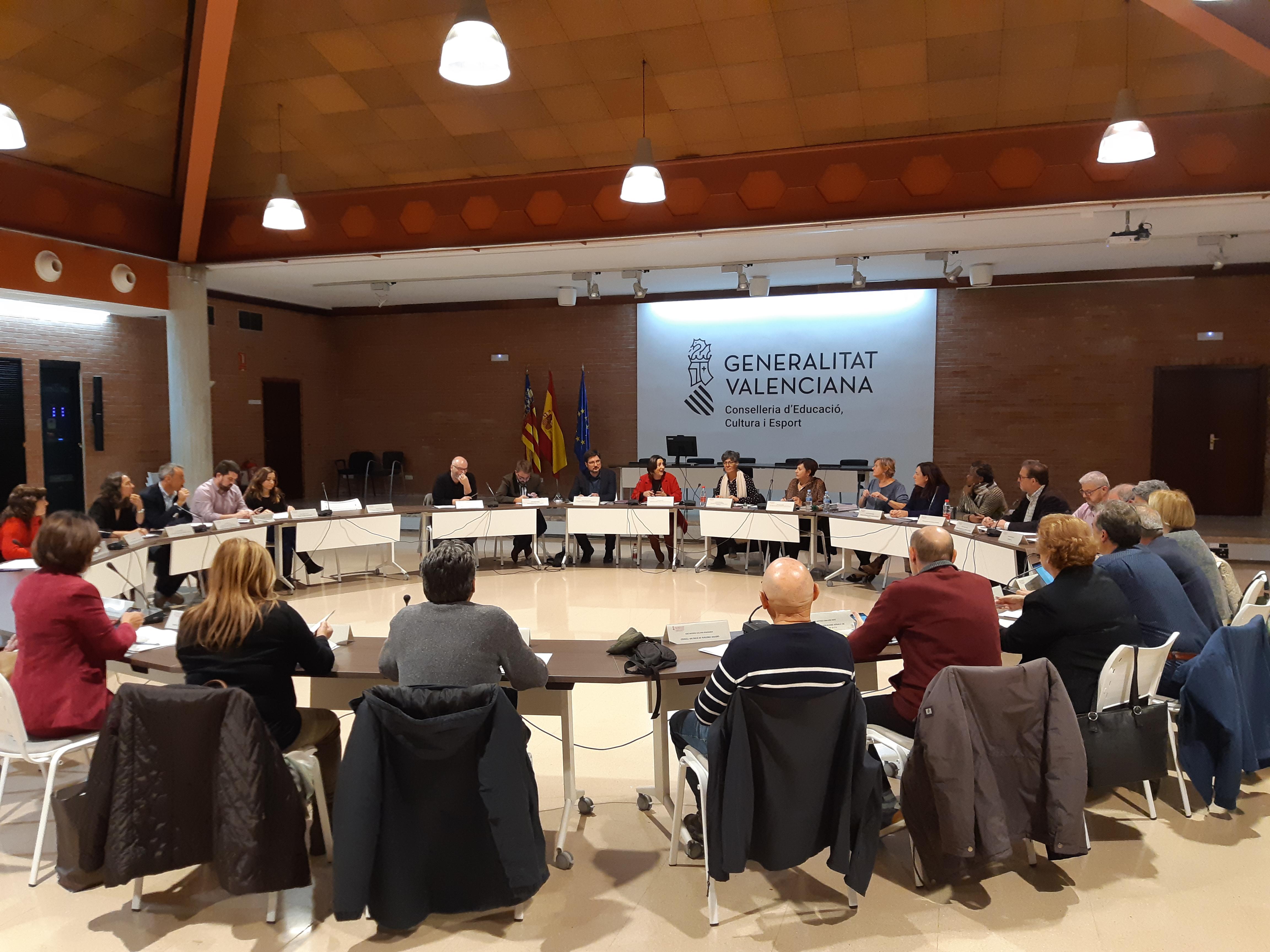 Pérez Garijo presenta al Consell de Participació Ciutadana el plan de trabajo para la legislatura y el nuevo equipo que lo dirigirá