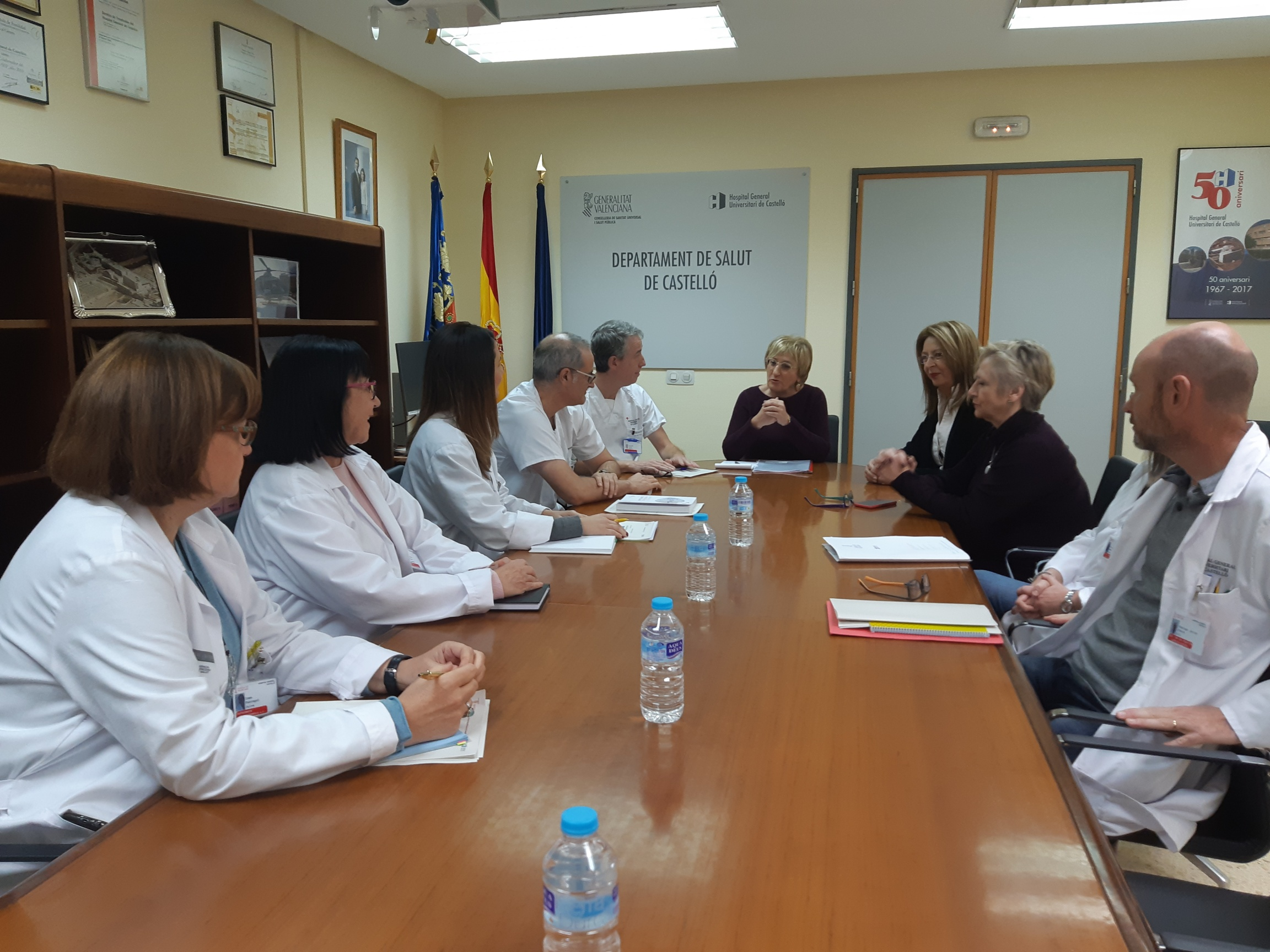 Sanidad inicia el expediente de contratación de las obras del servicio de urgencias del Hospital General de Castelló