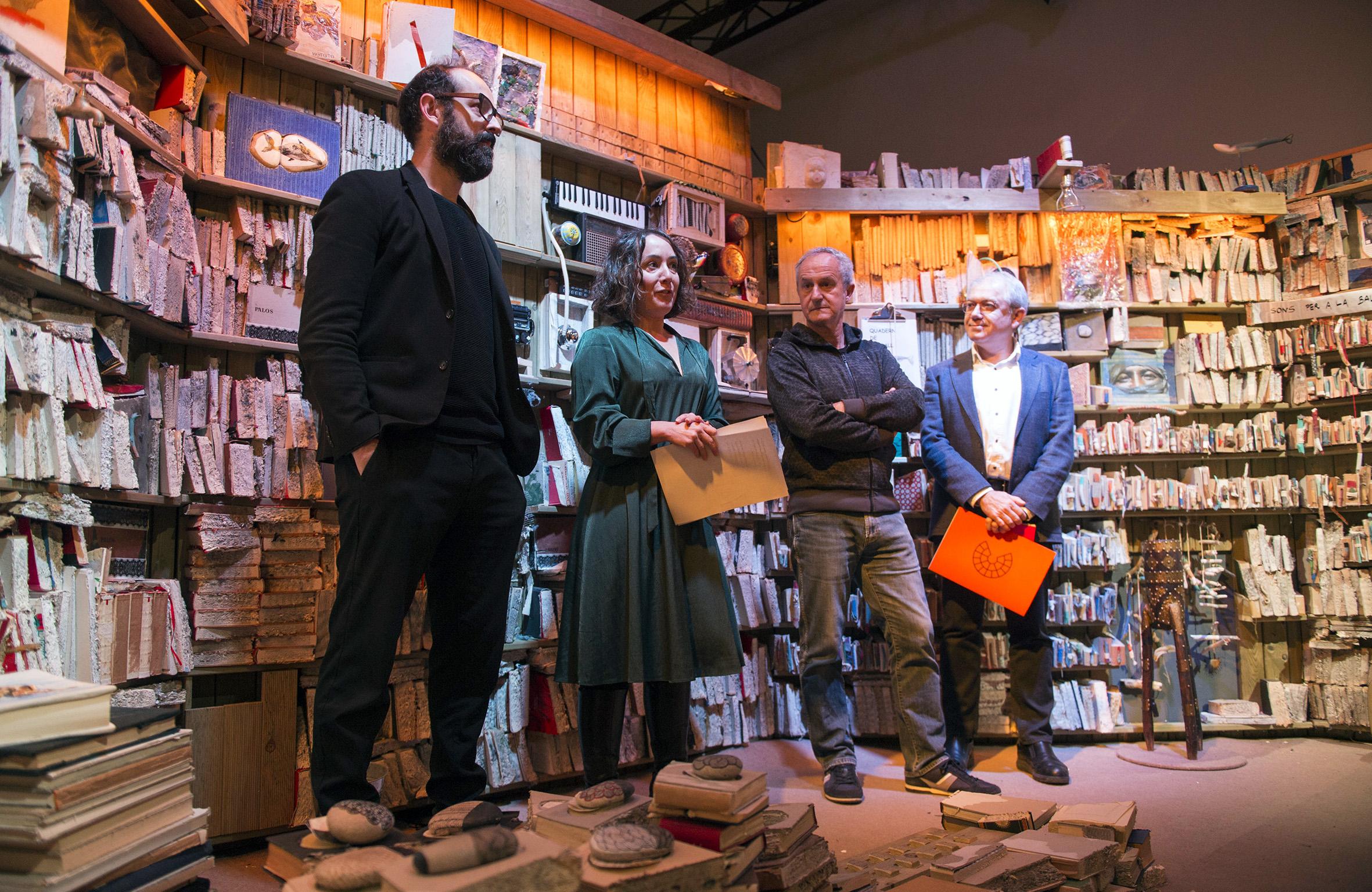 """L""""Institut Valencià de Cultura i Teatre Escalante presenten """"Biblioteca de sons i sorolls"""""""