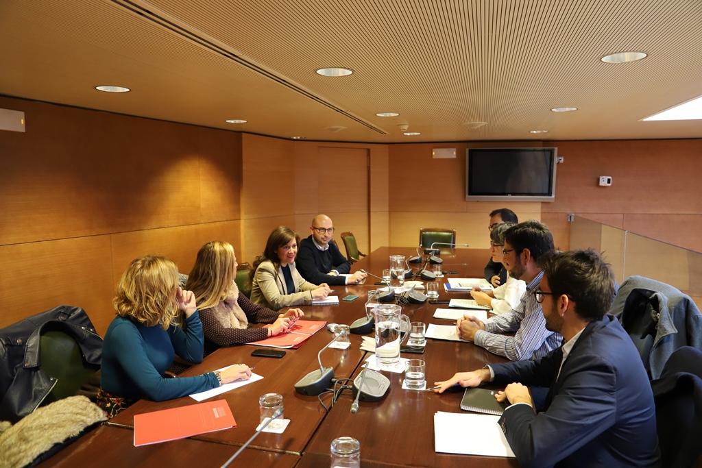 La Conselleria de Participació i la Diputació de València coordinaran les seues polítiques de transparència i participació