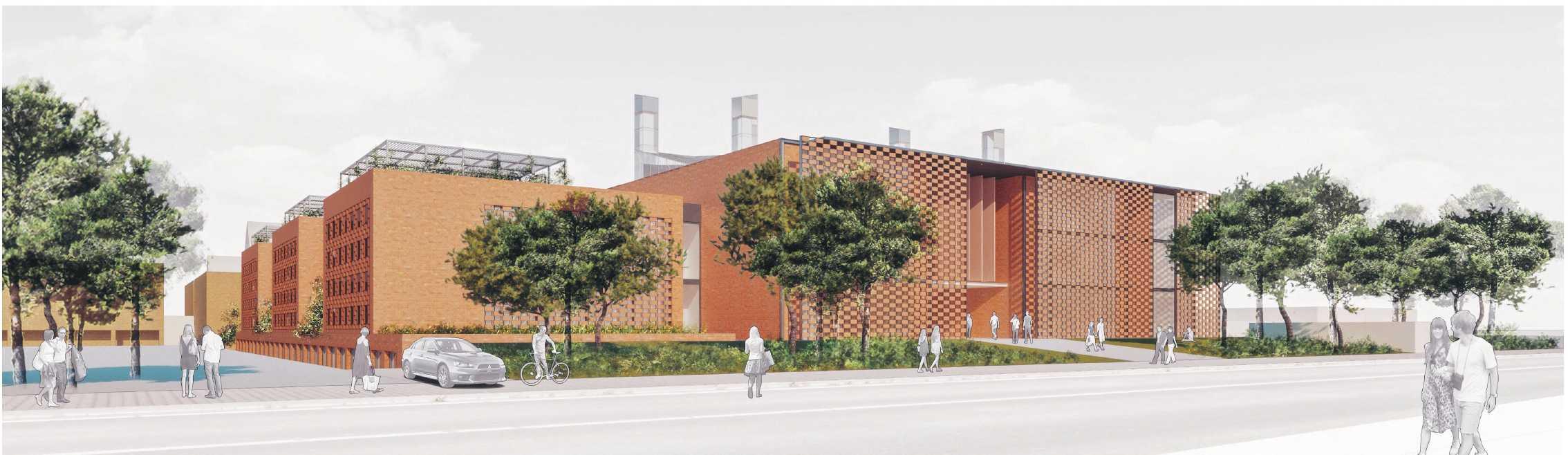 La Conselleria de Hacienda comienza el proceso para construir un nuevo edificio administrativo en la Avenida Campanar de València