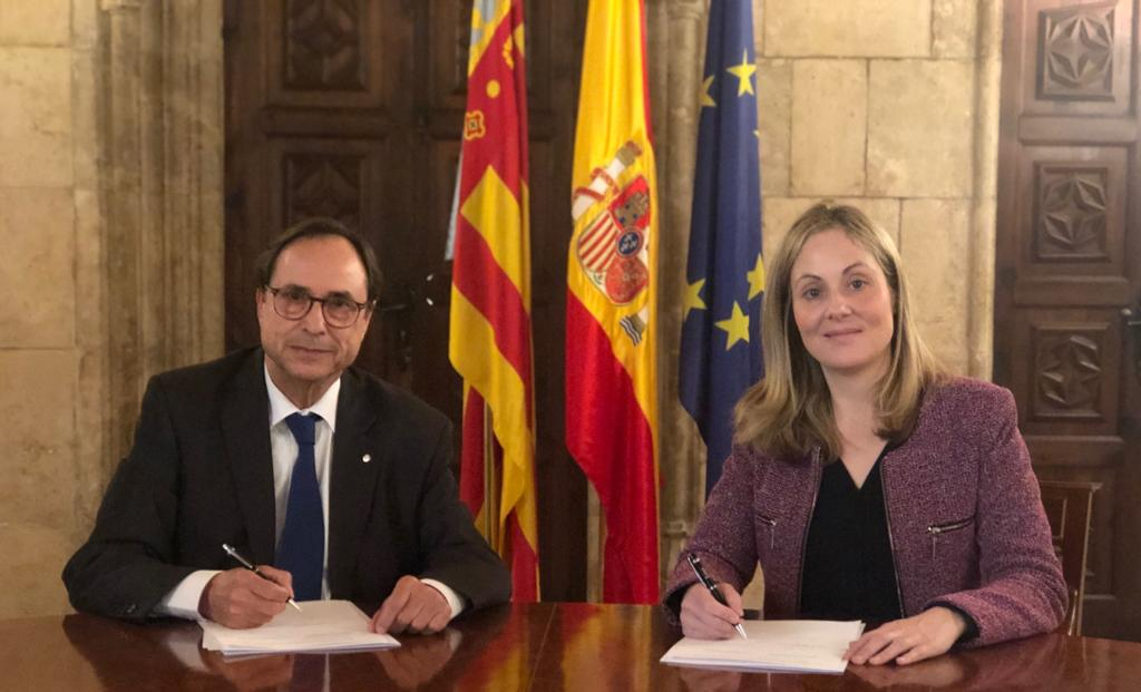 """El BEI facilita 270 milions d""""euros a la Comunitat Valenciana per a finançar inversions de programes de fons europeus"""
