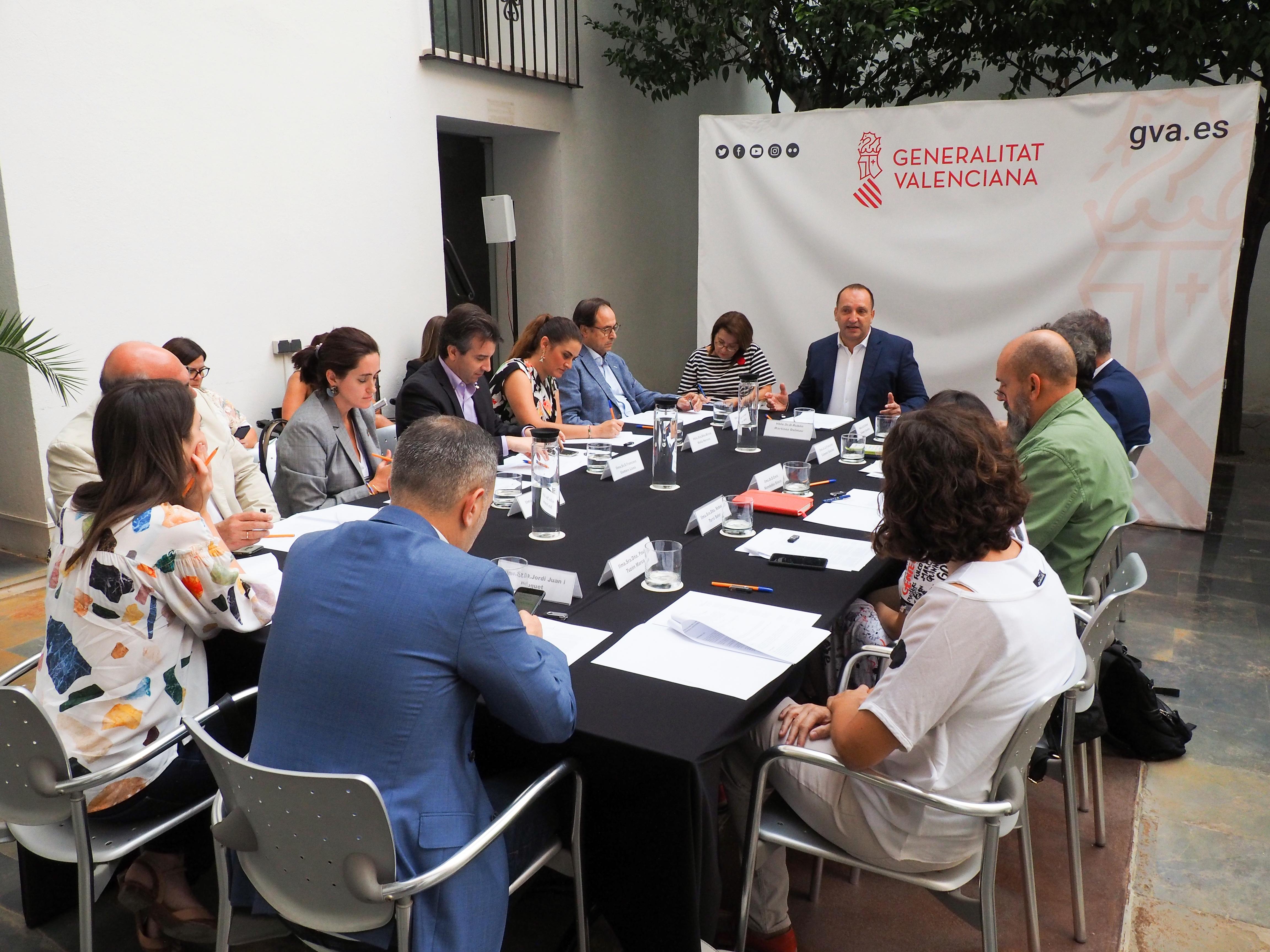 La Generalitat participa en la Cimera del Clima COP25 a Madrid