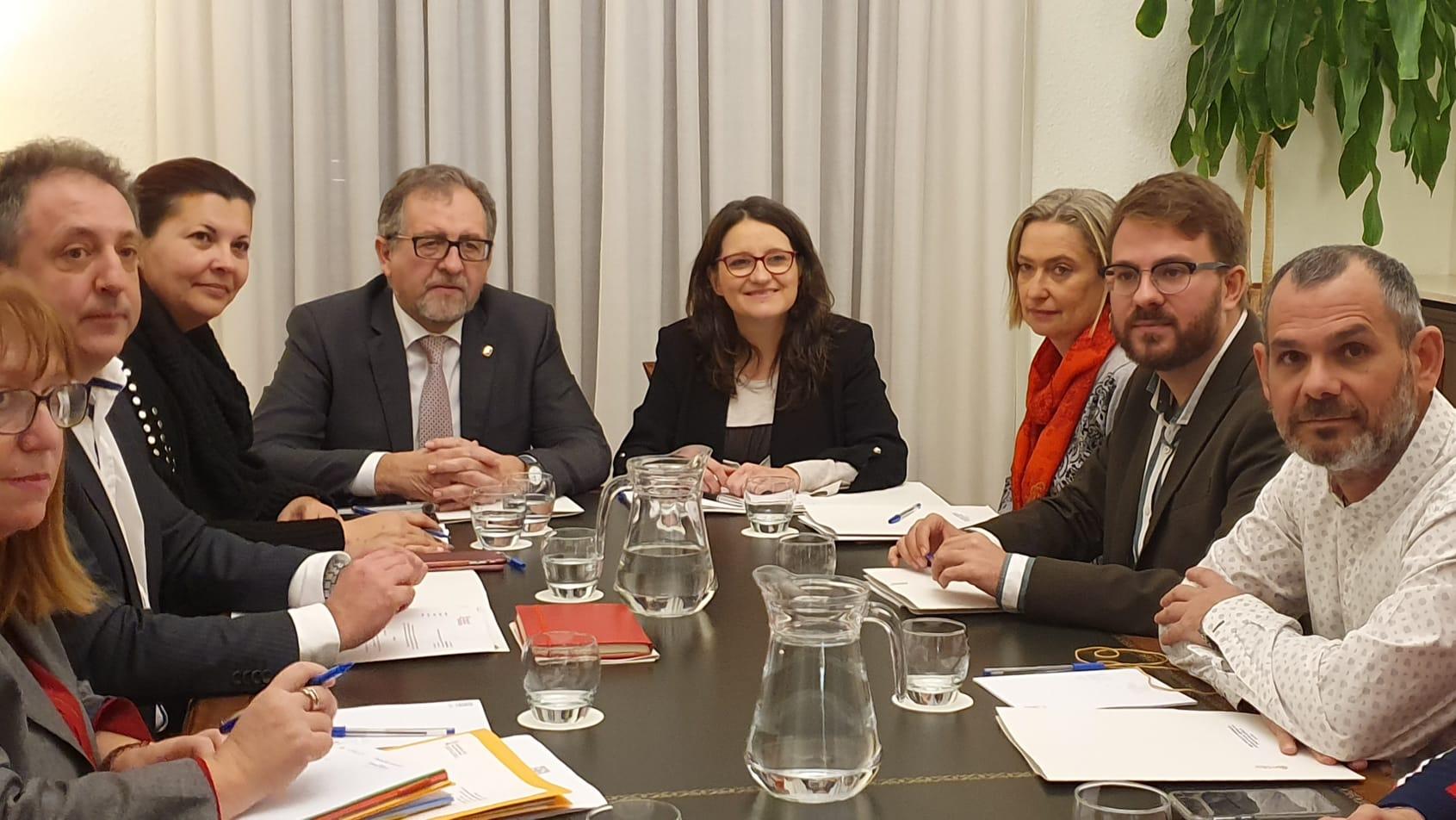Igualdad y la Diputación de Castellón firmarán un convenio marco en materia de infraestructuras, servicios sociales y competencias impropias