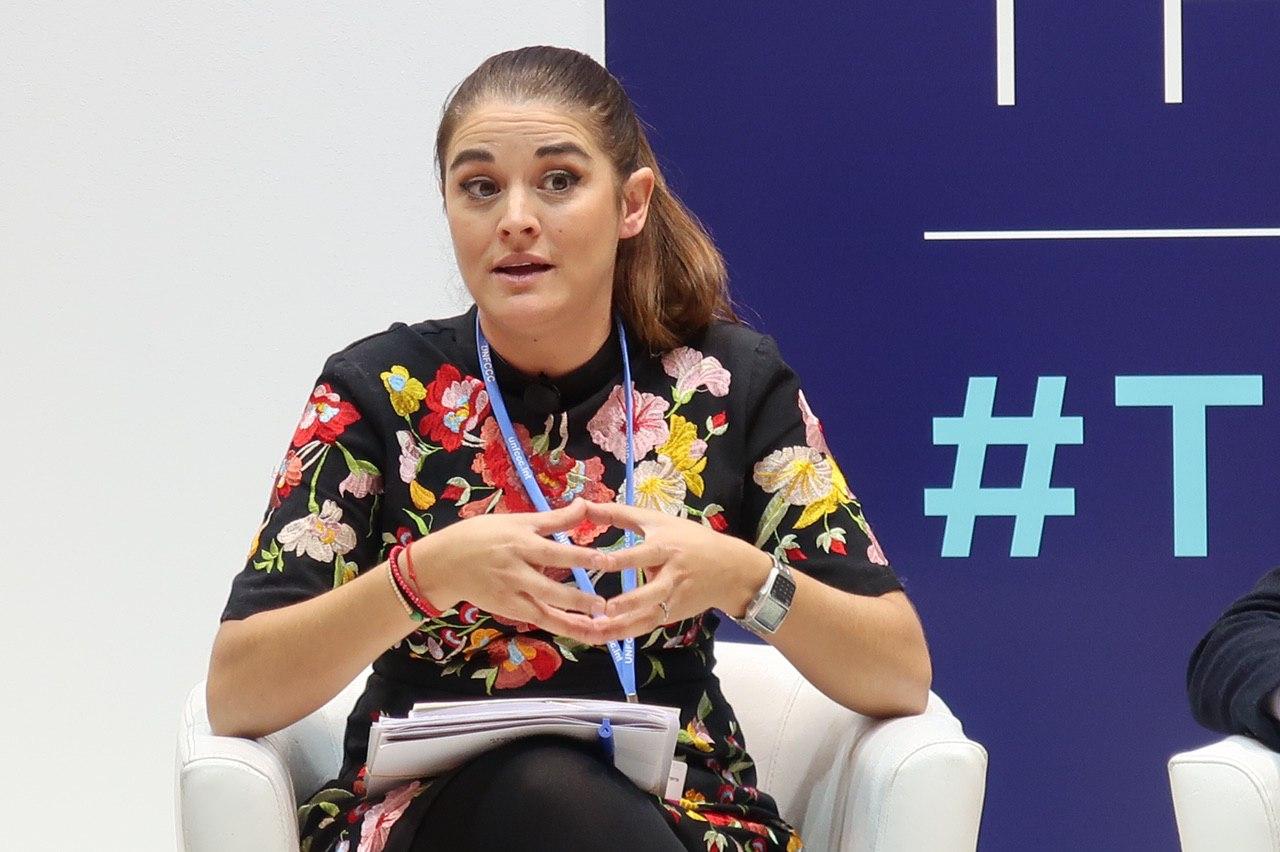 Mireia Mollà destaca en la COP25 el alto grado de despliegue de la Estrategia Valenciana de Cambio Climático