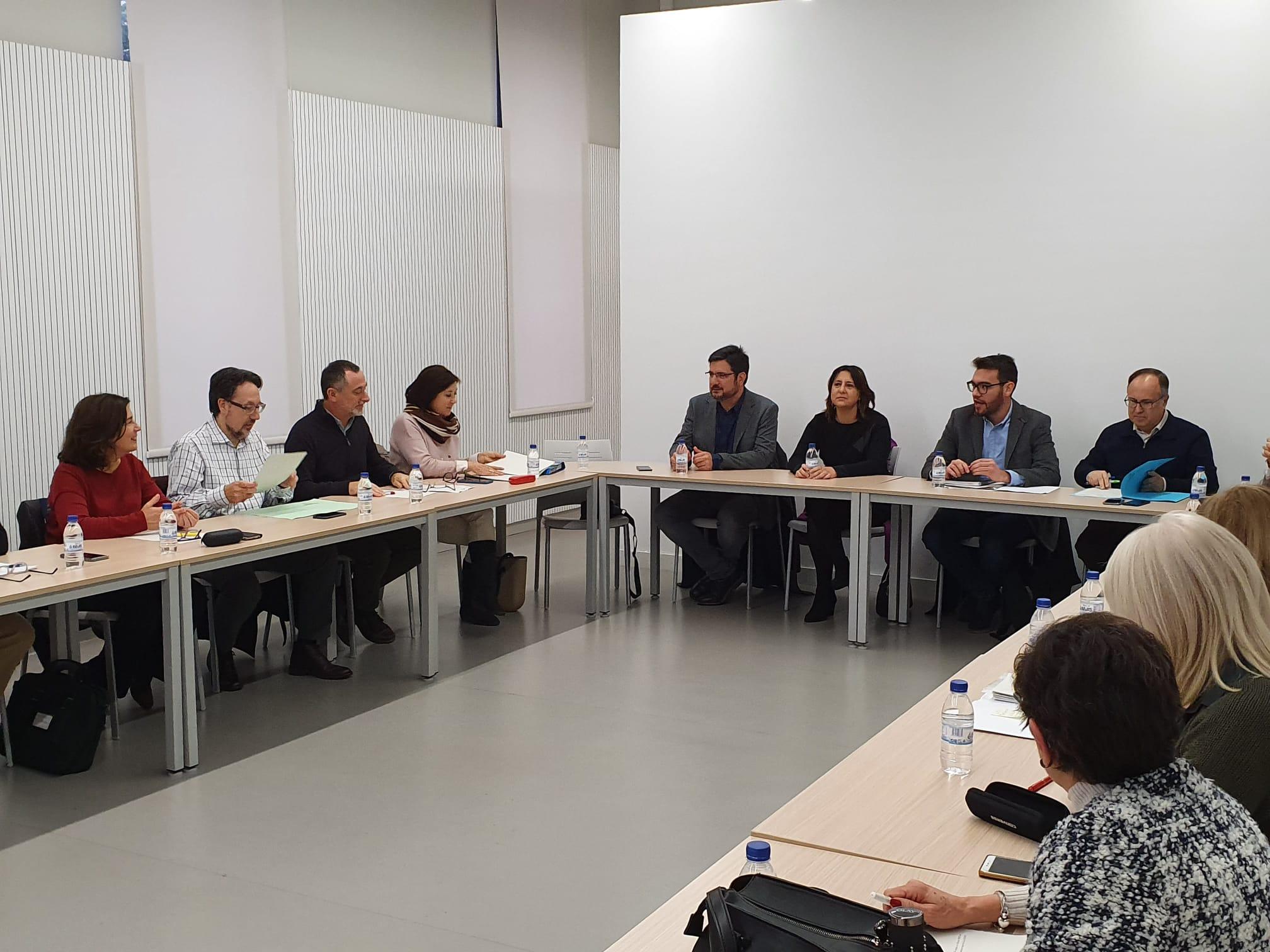 """Pérez Garijo destaca la tasca constant del personal de les oficines PROP en la millora de l""""atenció a la ciutadania"""