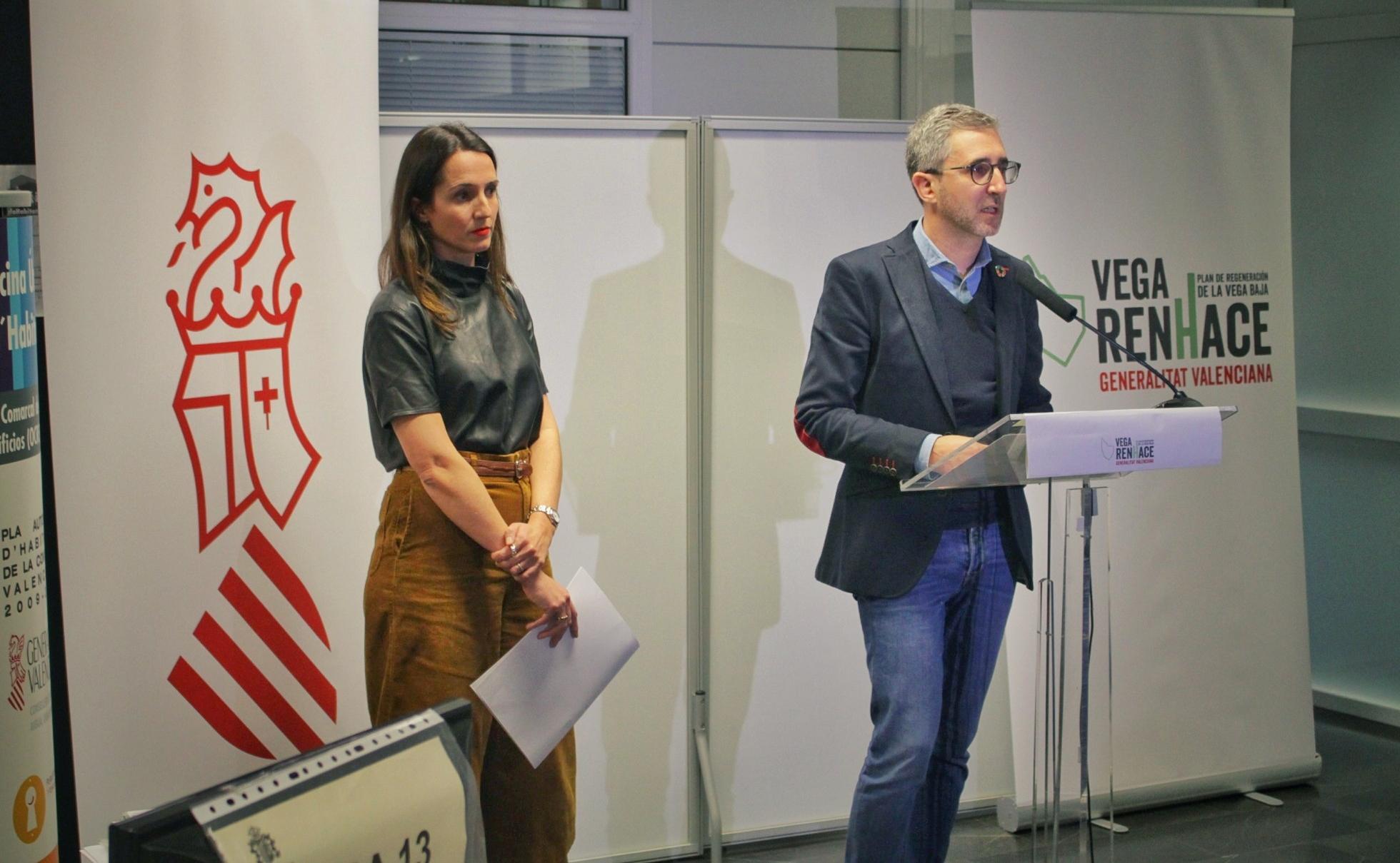 """Arcadi España: """"El Plan Vega Ren-hace reunirá a expertos en inundaciones para proponer y consensuar soluciones para la Vega Baja"""""""