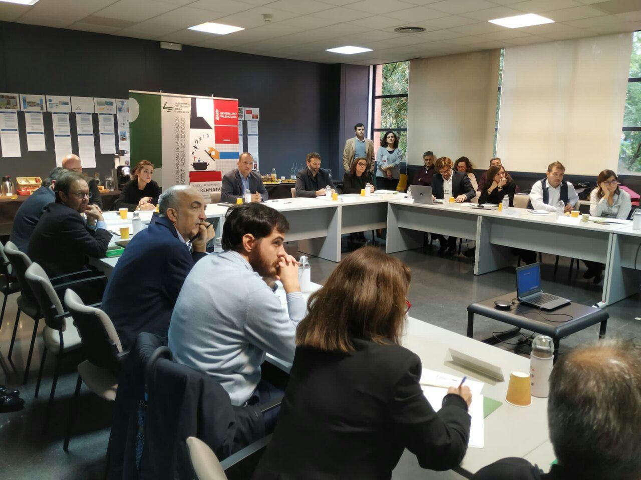 Representantes de la Generalitat participan en el I Encuentro de Vivienda