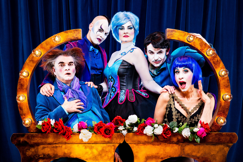 """Les Arts aposta per l""""humor per a les dates nadalenques amb """"The Opera Locos"""""""
