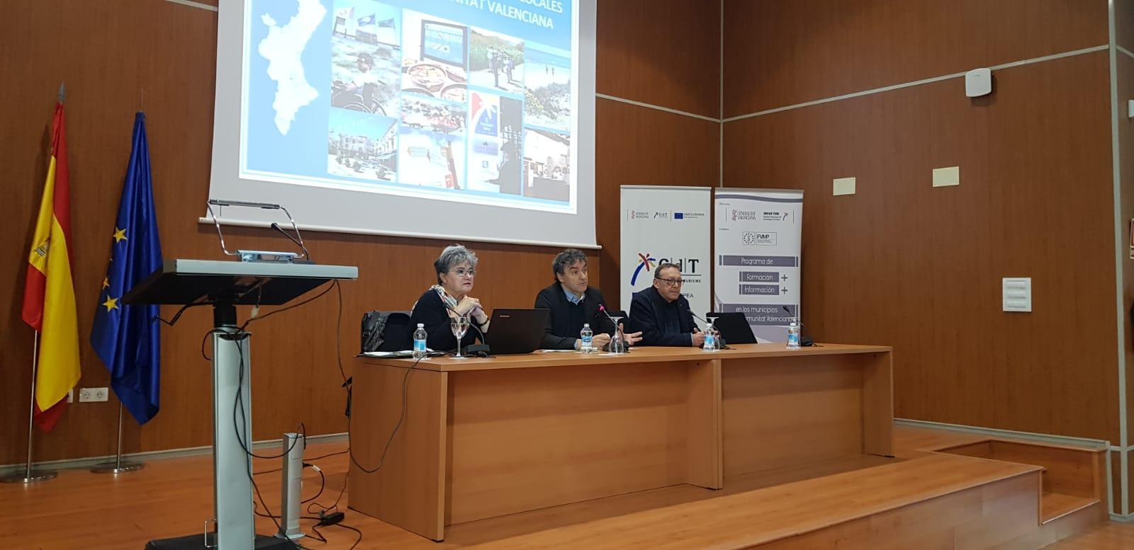 Colomer presenta a Castelló les ajudes de 2020 de Turisme dirigides a entitats locals de la Comunitat Valenciana