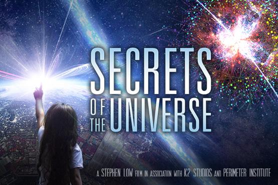 """L""""Hemisfèric estrena la pel·lícula IMAX """"Secrets of the Universe"""""""