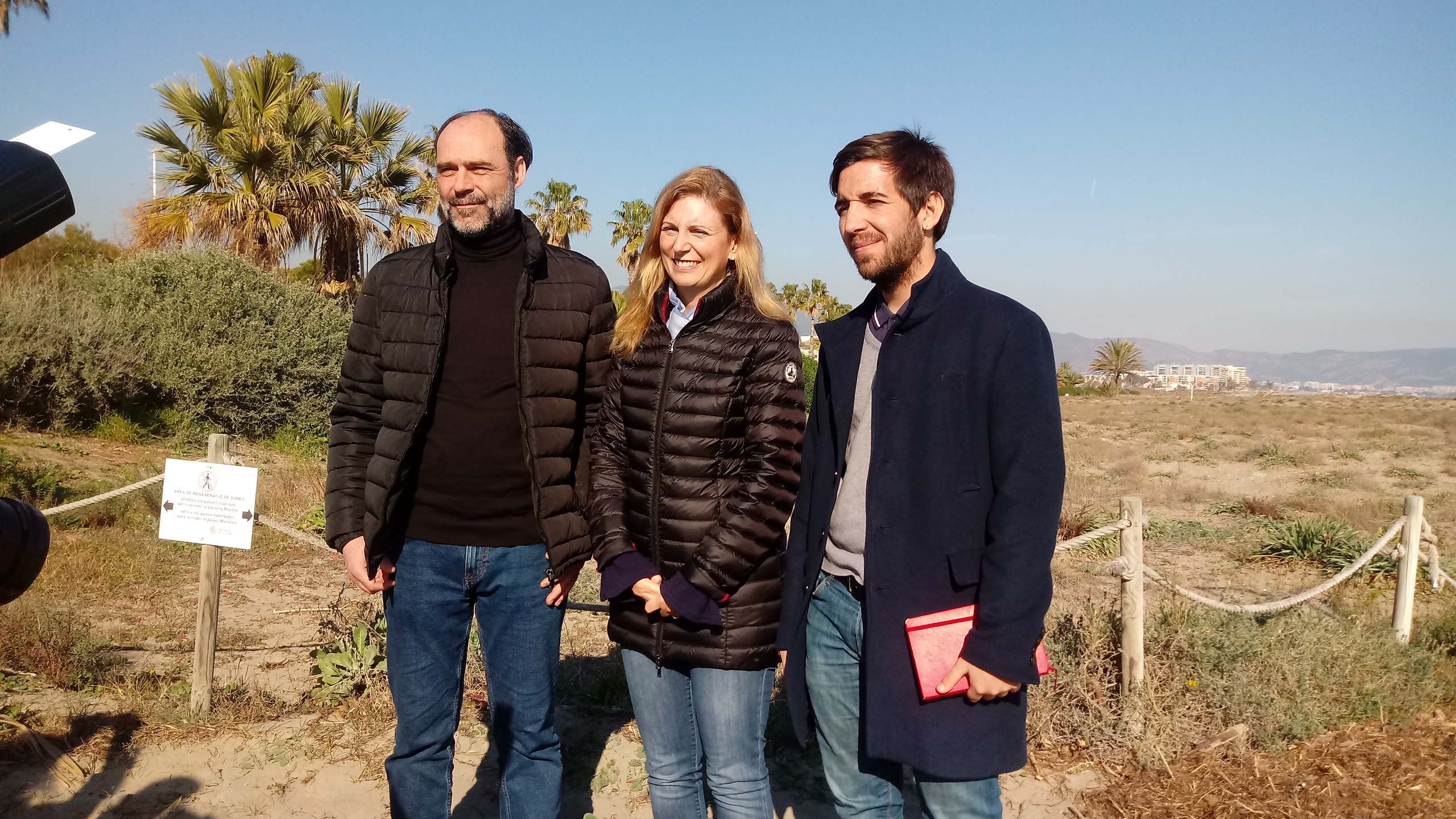 Transició Ecològica destaca la col·laboració entre administracions per a preservar la microreserva de flora del Serradal