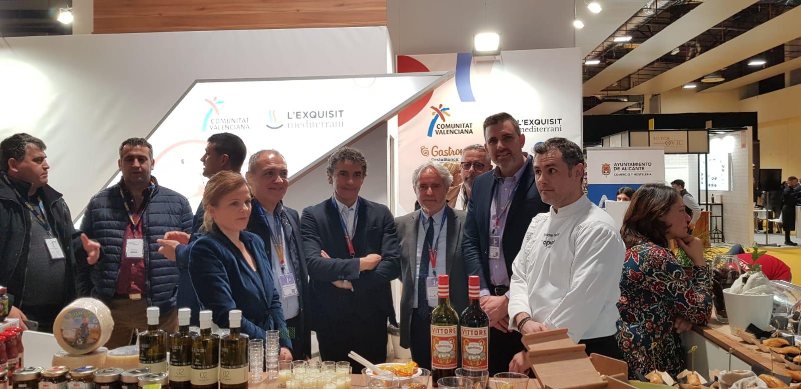 La Comunitat Valenciana es reforça com a destinació gastronòmica a Madrid Fusión 2020