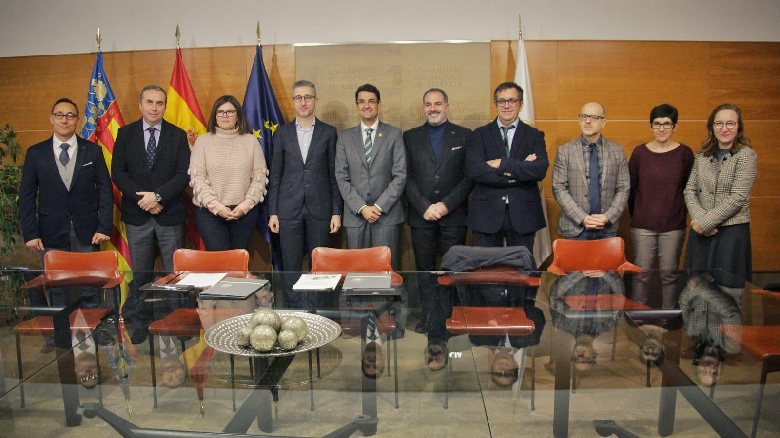 """Arcadi España: """"La Cátedra Geomática Valenciana permitirá conocer y proteger mejor nuestro territorio para hacer frente al cambio climático"""""""
