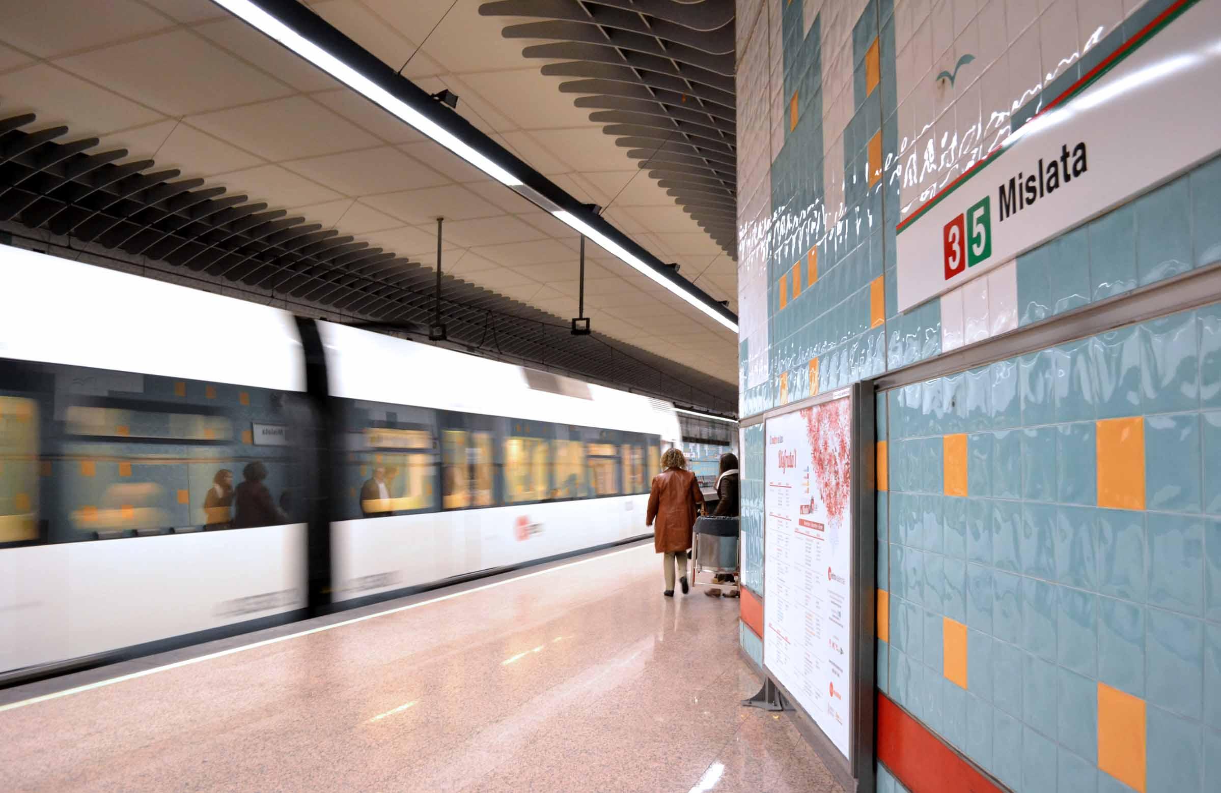 """Las estaciones de Metrovalencia de l""""Horta, Camp de Túria y la Ribera han aportado 24 millones de viajeros y viajeras en 2019"""